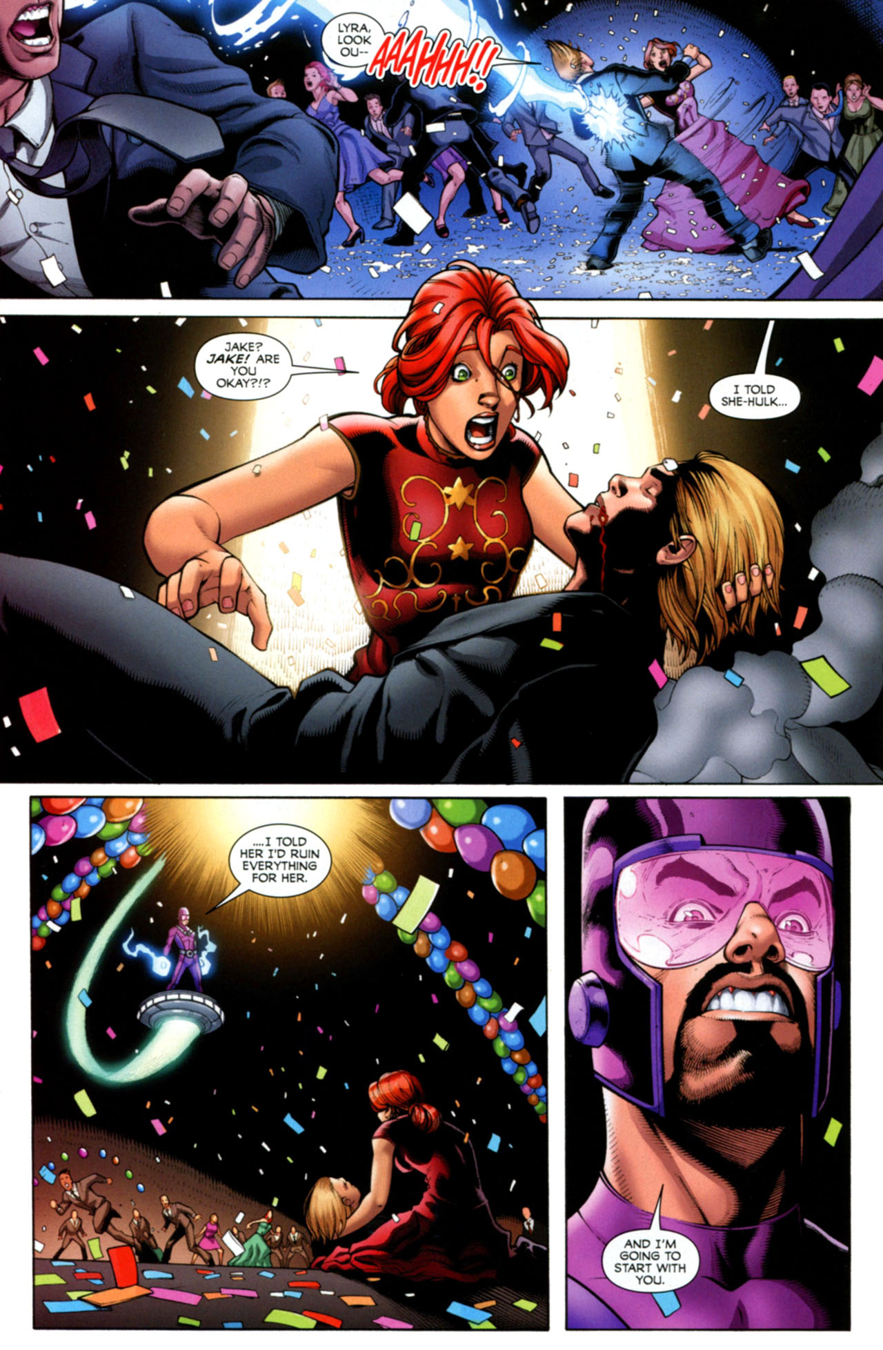 Read online She-Hulks comic -  Issue #4 - 15