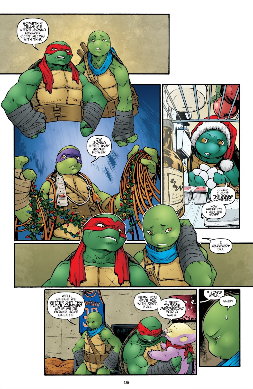 Read online Teenage Mutant Ninja Turtles: The IDW Collection comic -  Issue # TPB 8 (Part 3) - 28