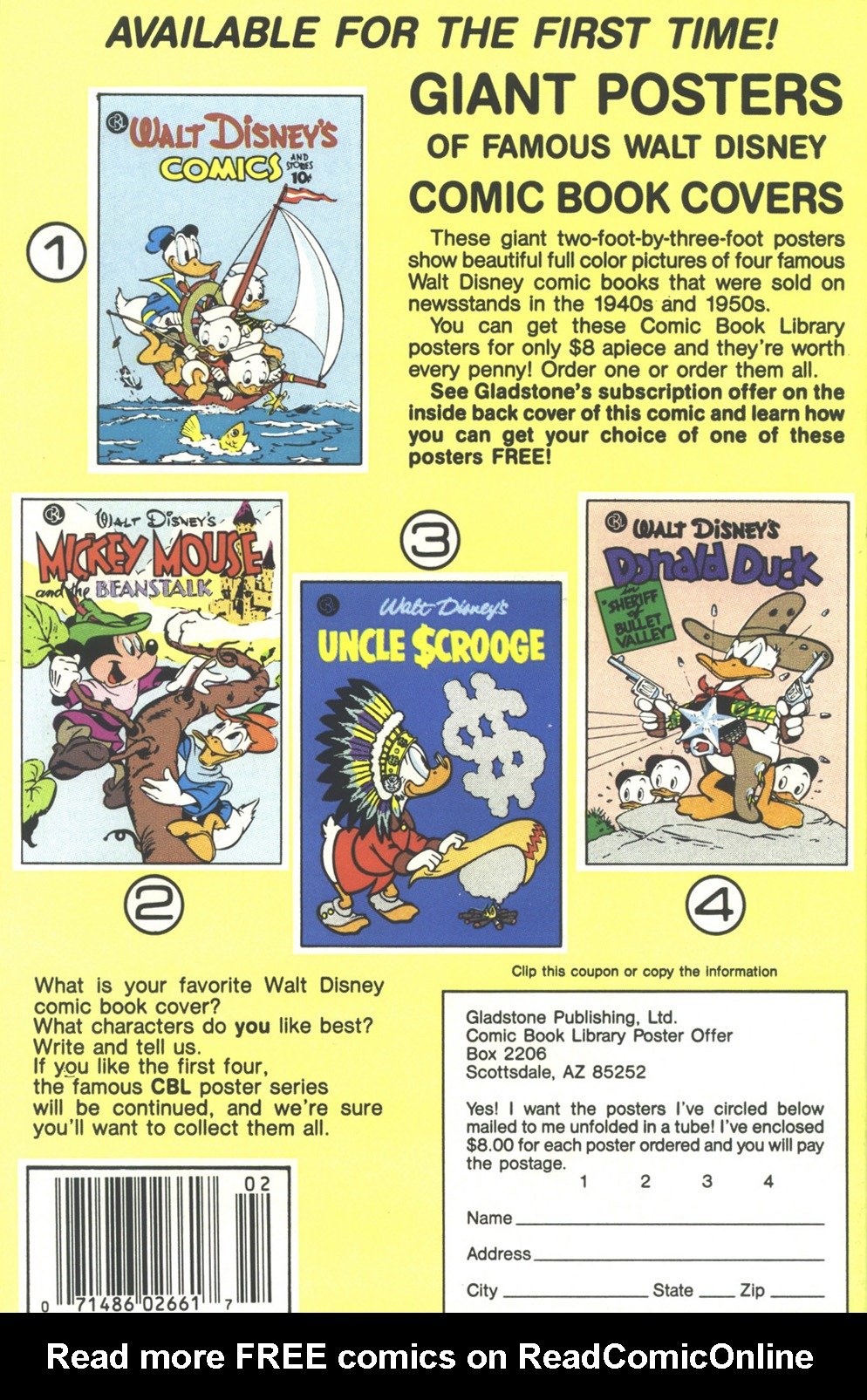 Read online Uncle Scrooge (1953) comic -  Issue #214 - 36