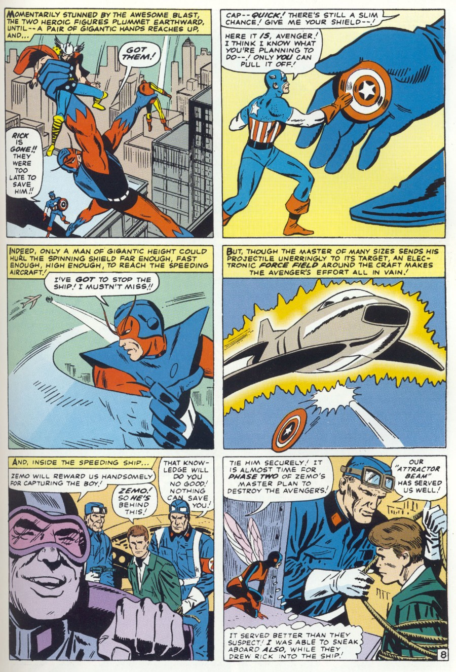 The Avengers (1963) 15 Page 8