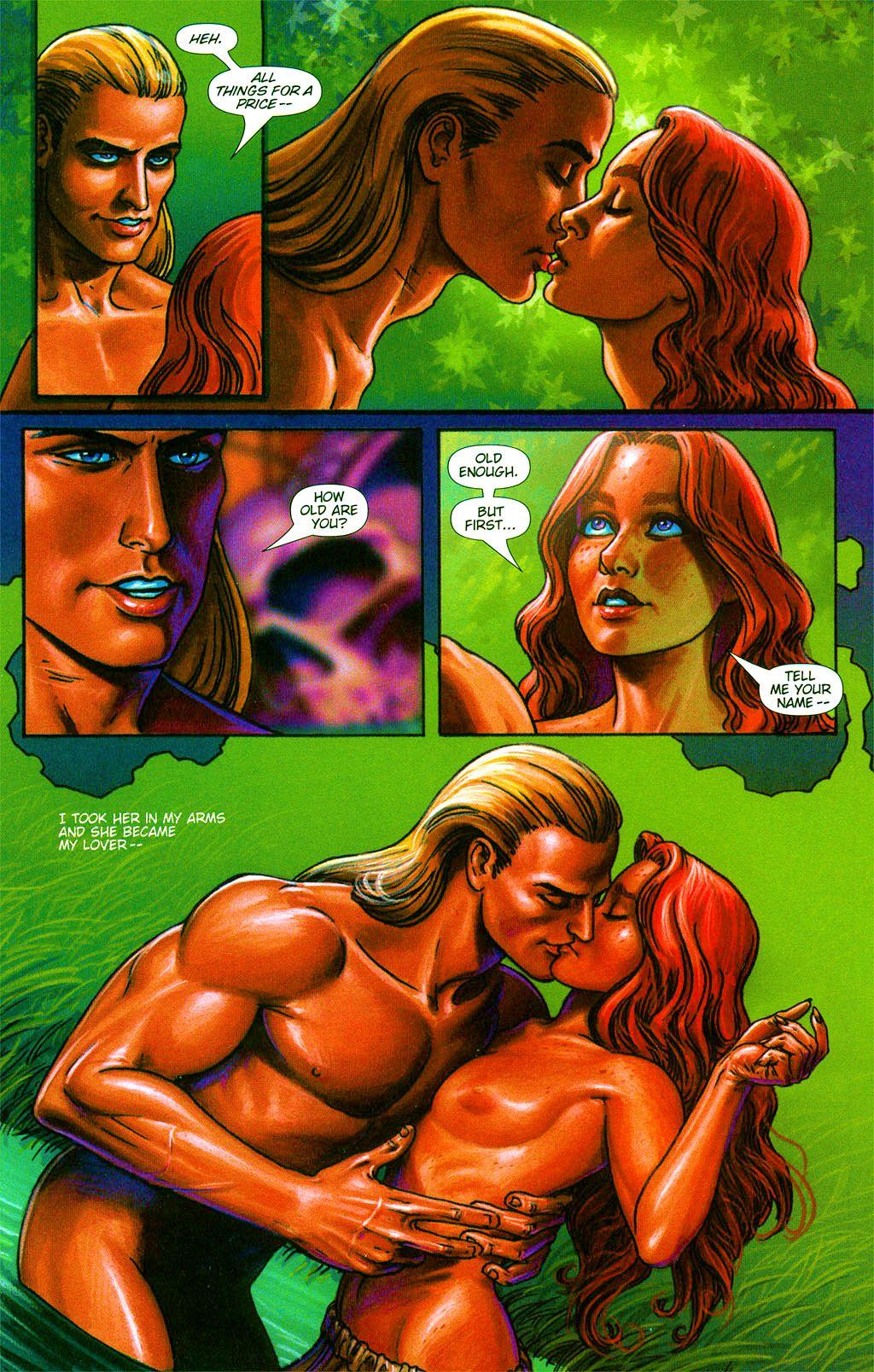 Read online Dawn: Three Tiers comic -  Issue #2 - 16