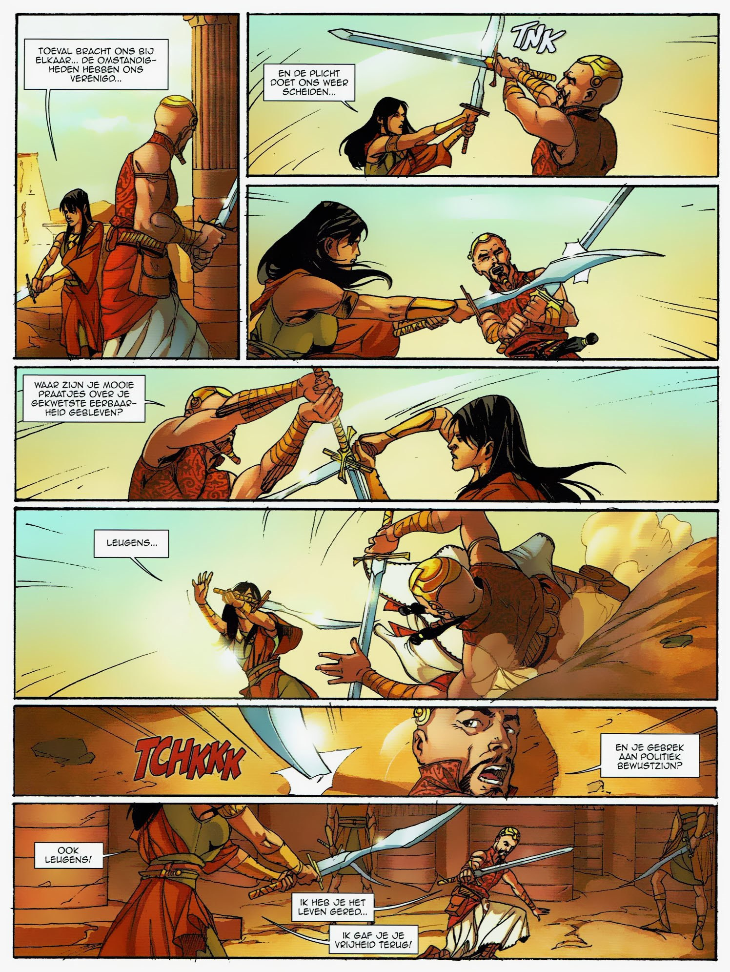 Read online Assassin's Creed (2009) comic -  Issue #6 - 25