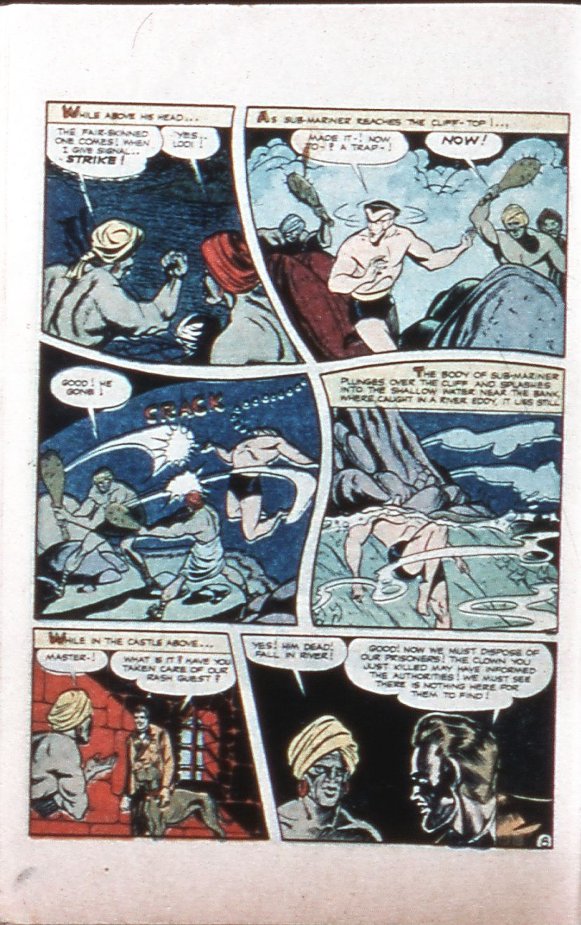 Marvel Mystery Comics (1939) issue 64 - Page 22