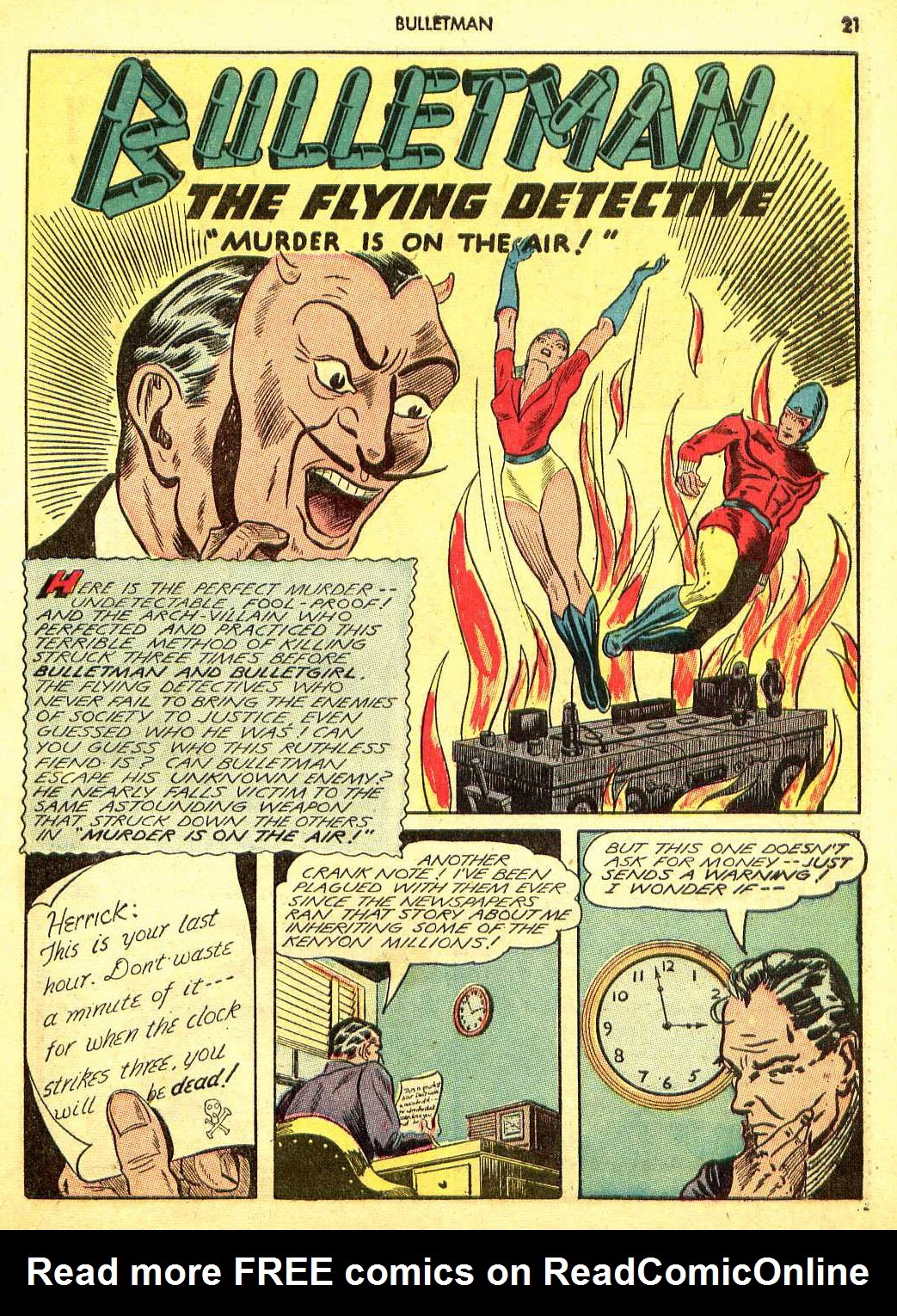 Bulletman issue 12 - Page 20
