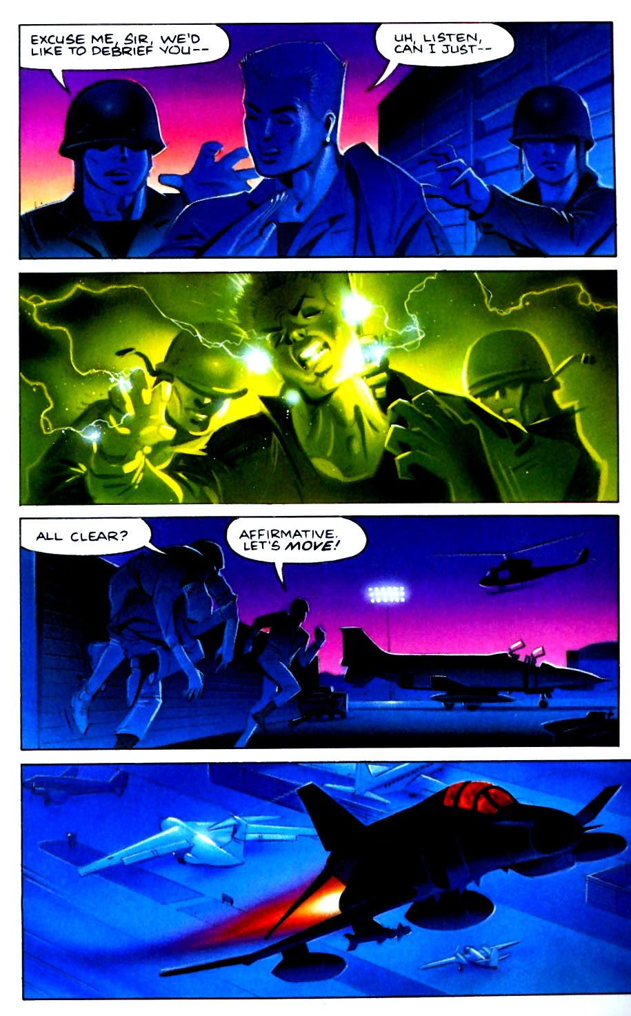 Tempus Fugitive issue 2 - Page 23