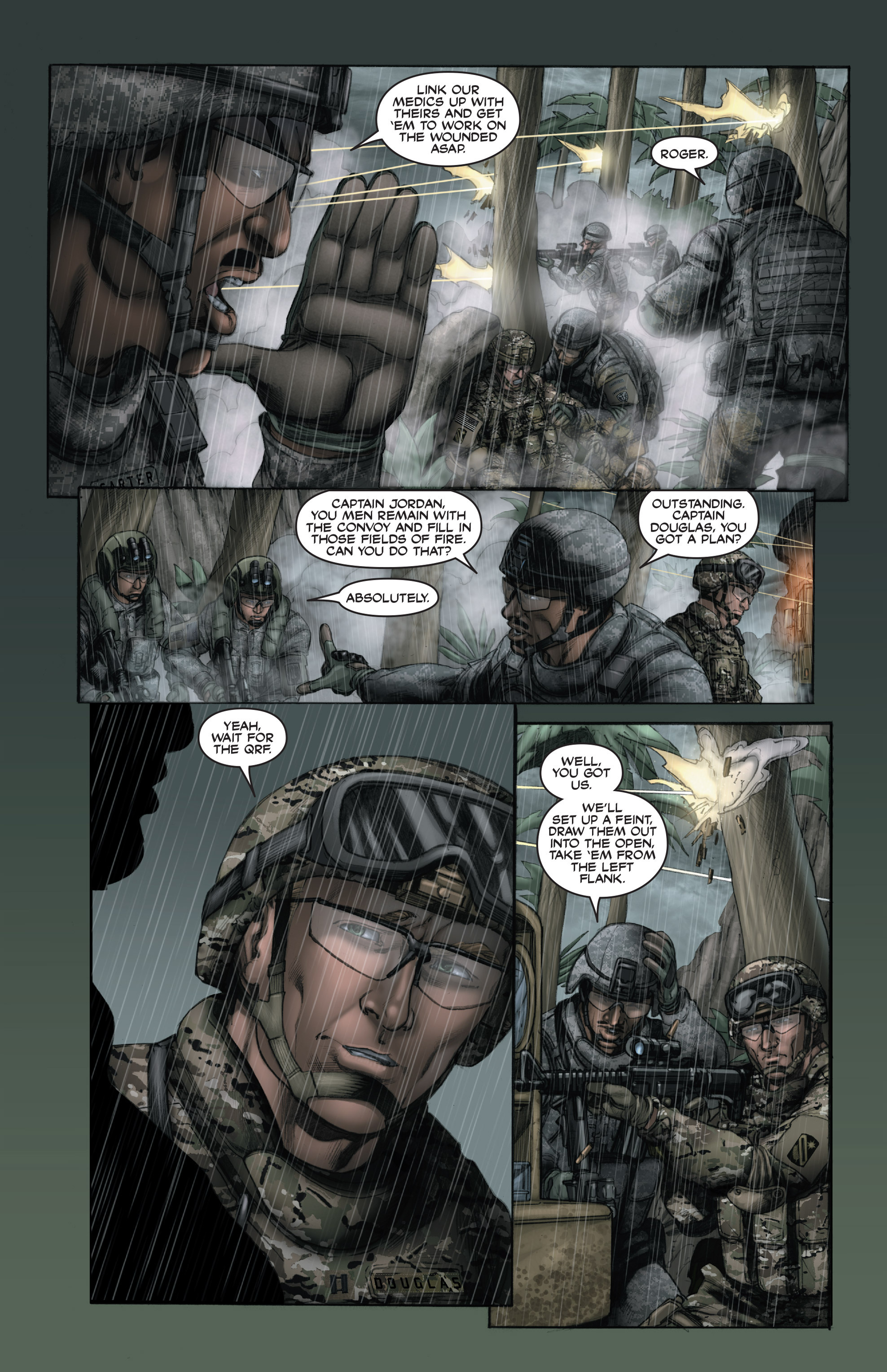 Read online America's Army comic -  Issue #15 - 15