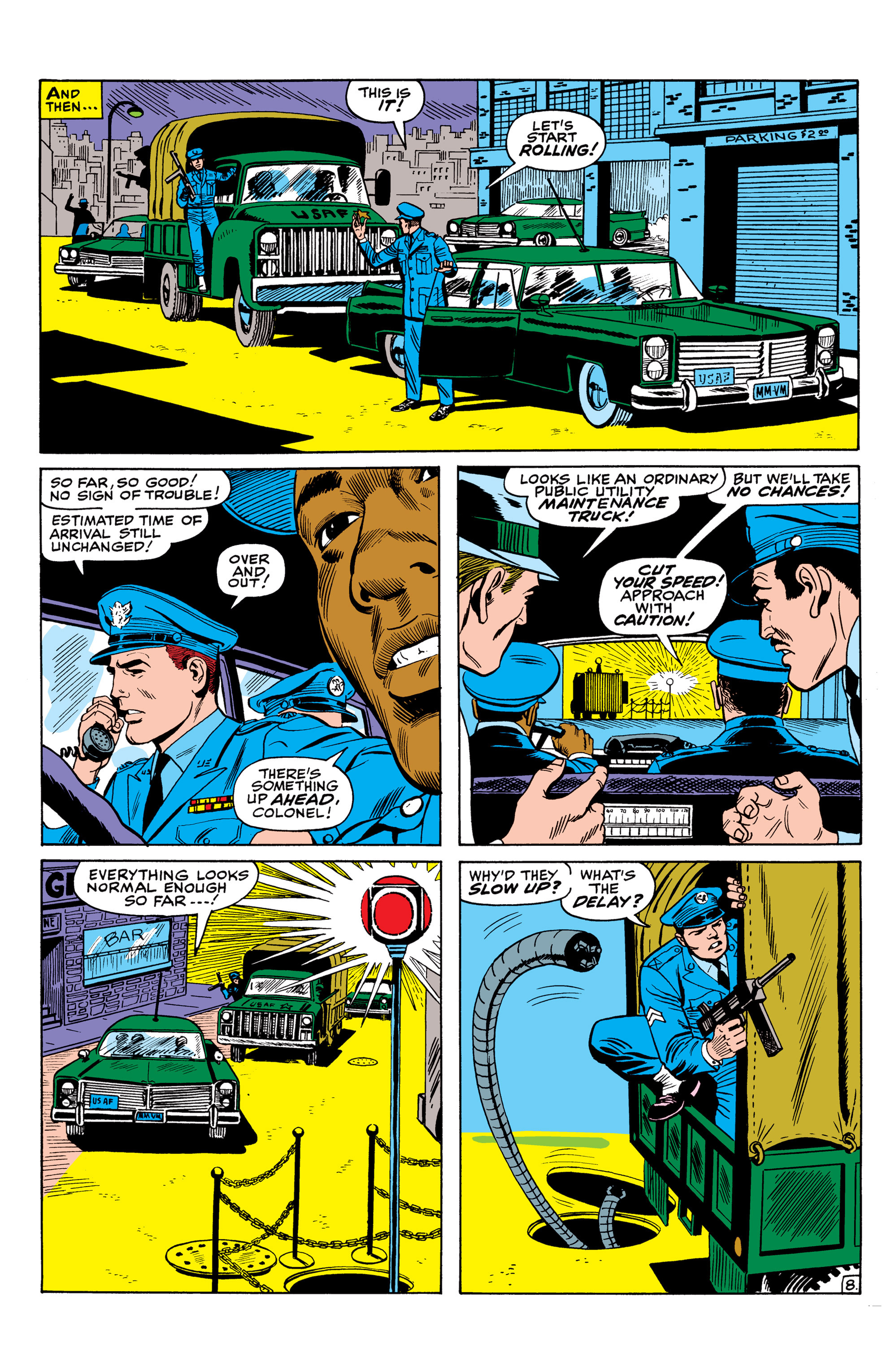 The Amazing Spider-Man (1963) 55 Page 8