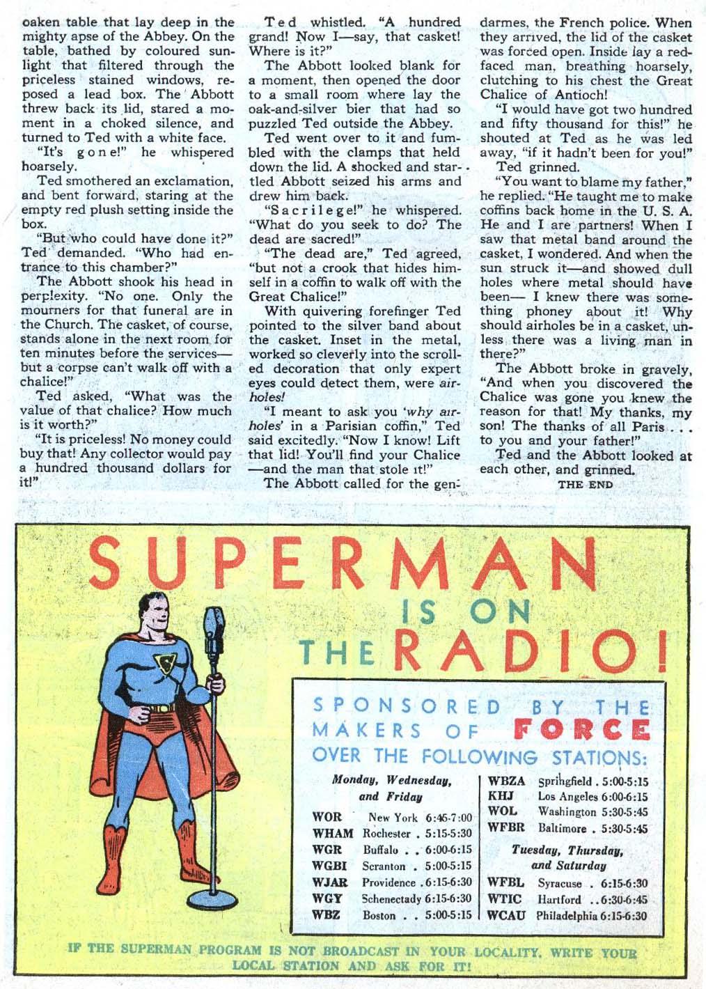 Read online Detective Comics (1937) comic -  Issue #43 - 31