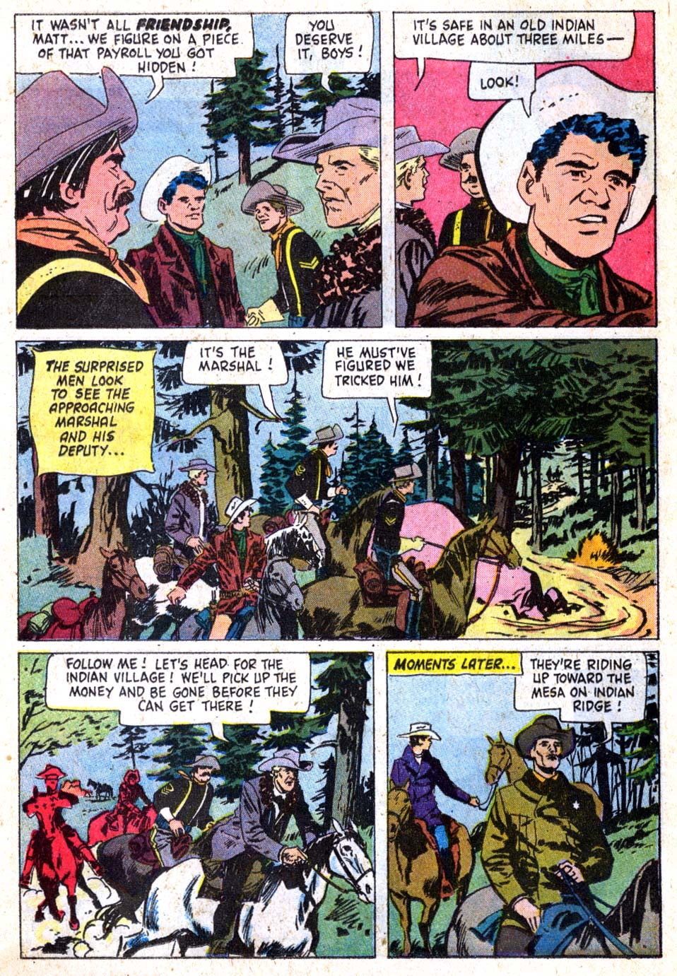 Four Color Comics issue 1035 - Page 12