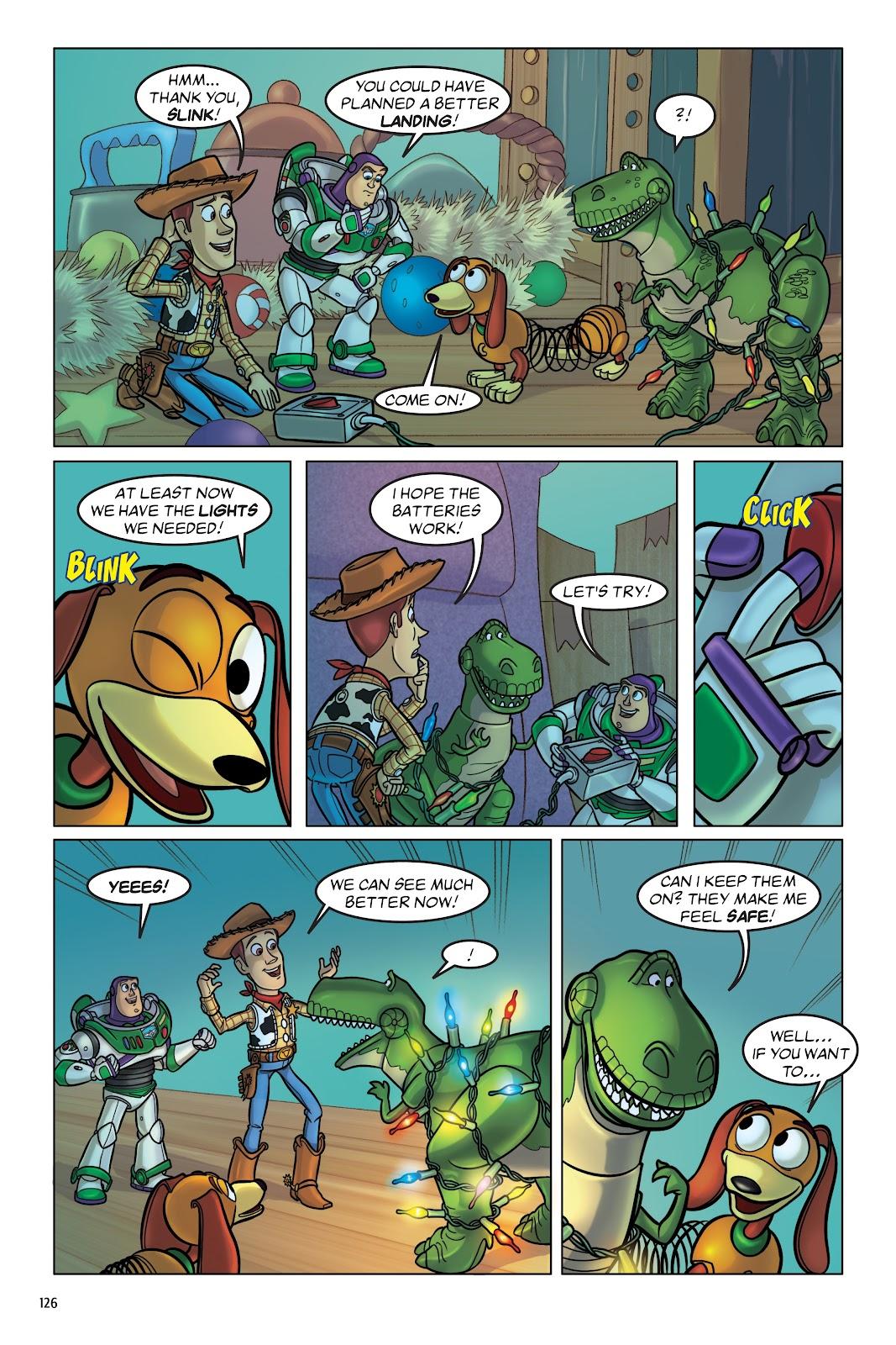 Read online DISNEY·PIXAR Toy Story Adventures comic -  Issue # TPB 1 (Part 2) - 26