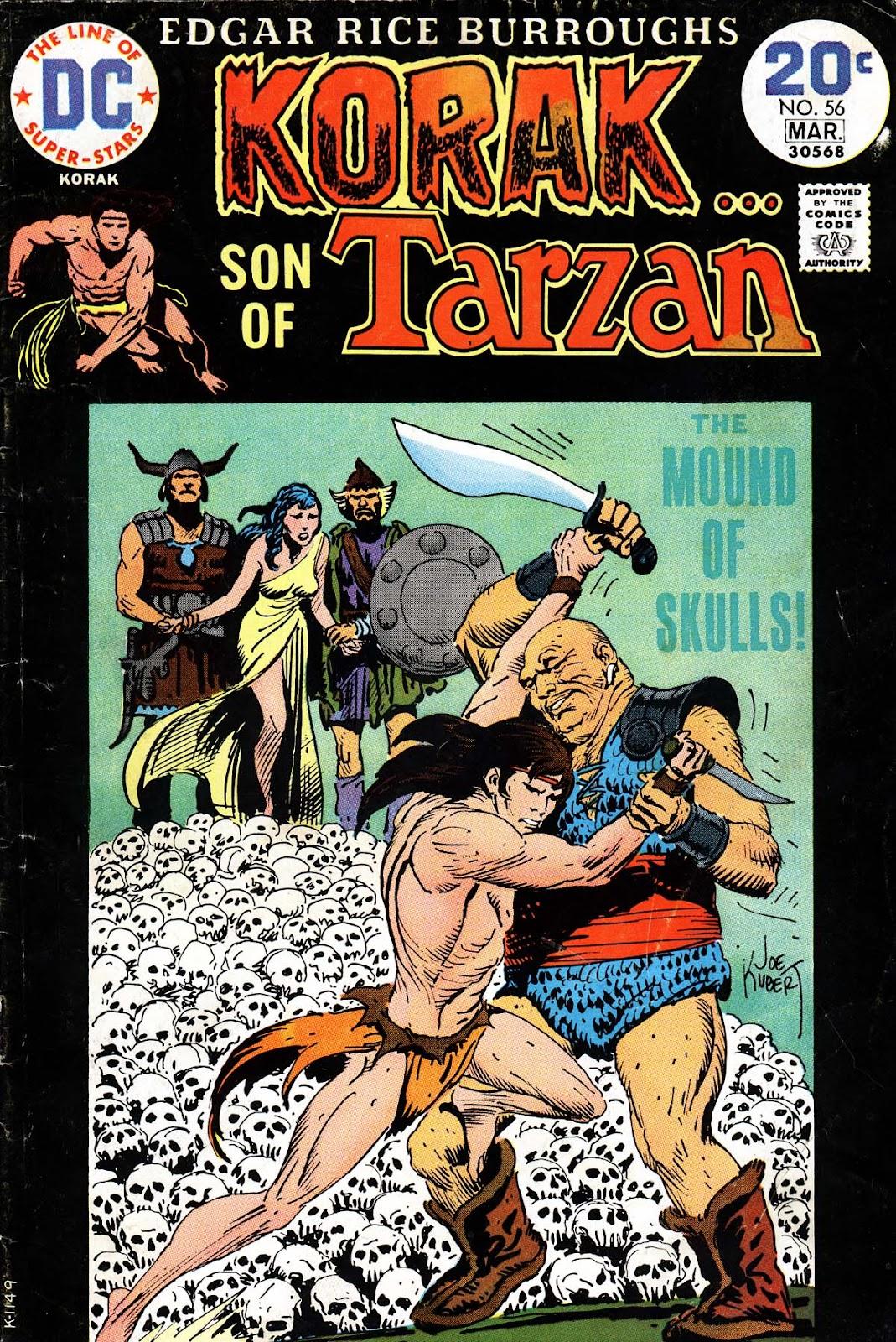 Korak, Son of Tarzan (1972) 56 Page 1