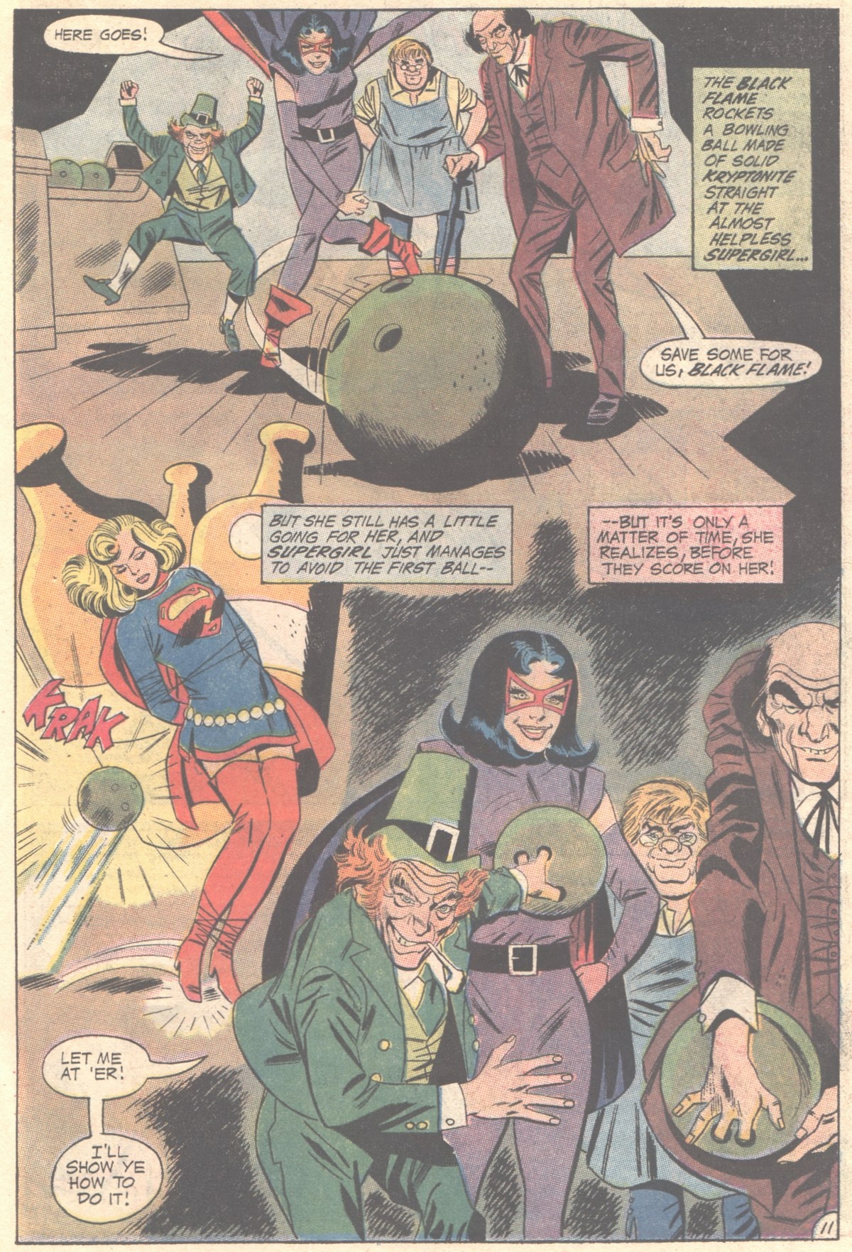 Read online Adventure Comics (1938) comic -  Issue #400 - 17