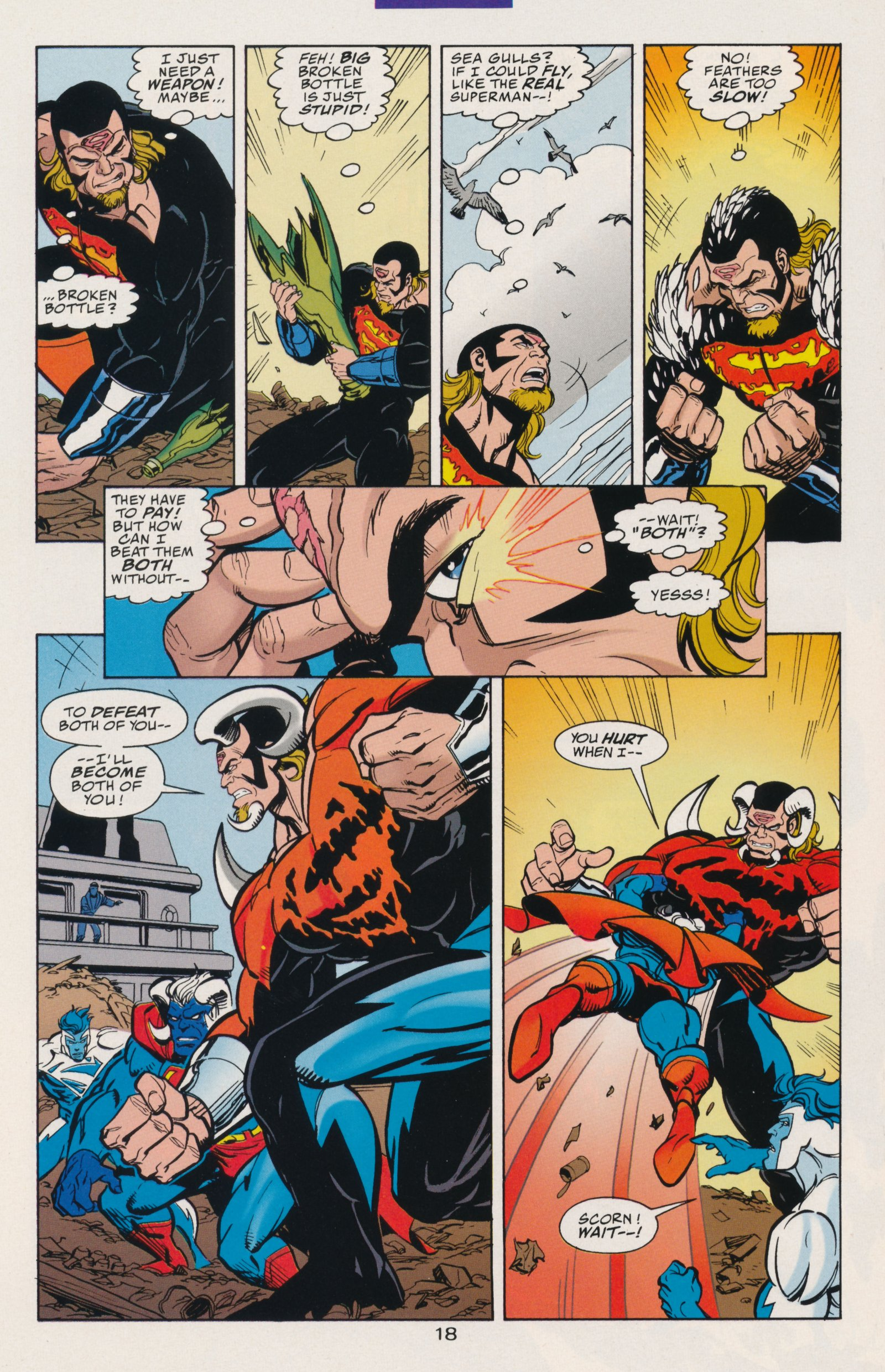 Read online Action Comics (1938) comic -  Issue #735 - 25