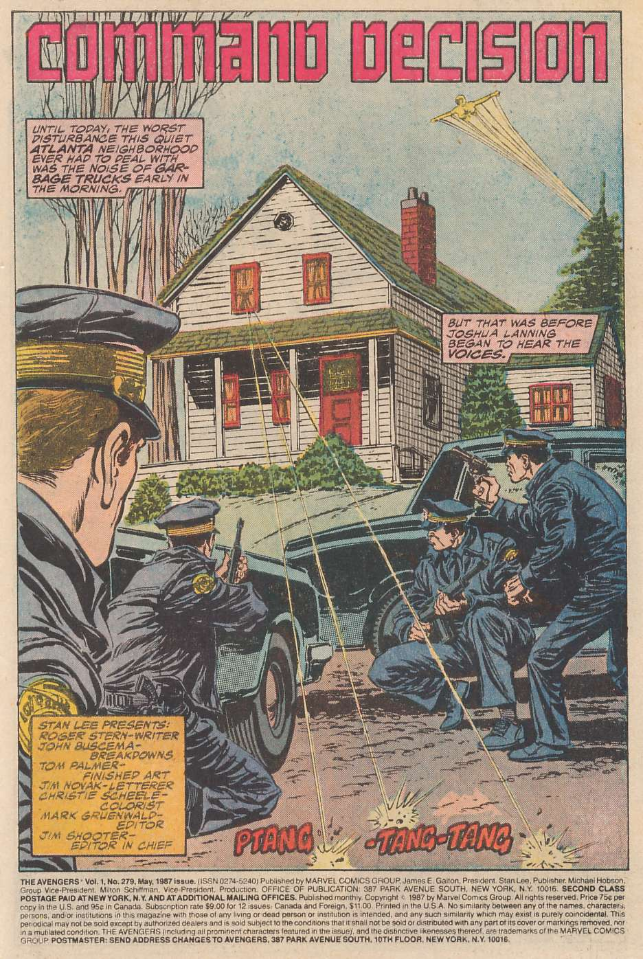 The Avengers (1963) 279 Page 1