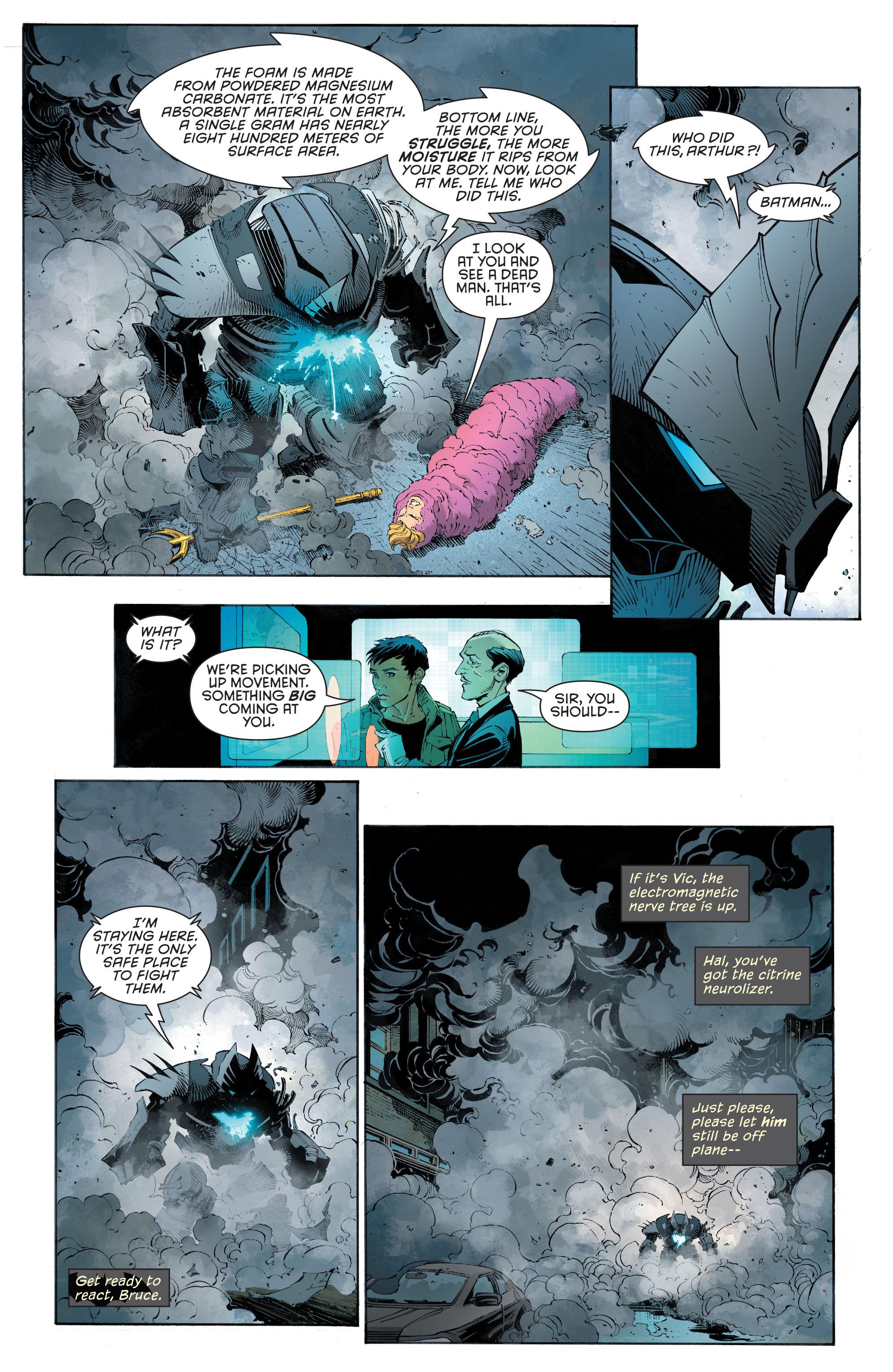 Read online Batman (2011) comic -  Issue # _TPB 7 - 24