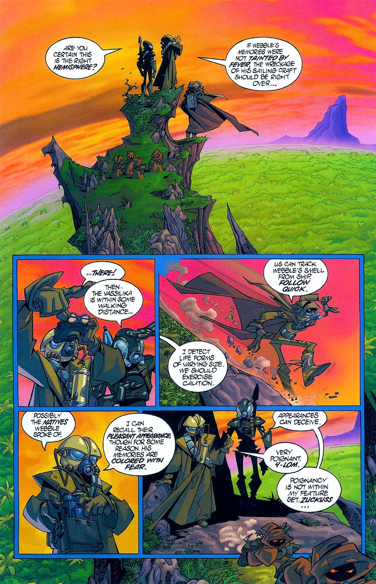 Read online Star Wars Omnibus comic -  Issue # Vol. 12 - 166