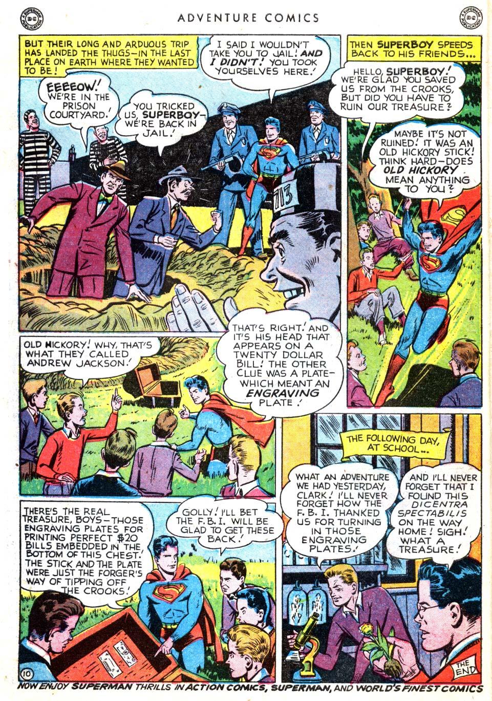 Read online Adventure Comics (1938) comic -  Issue #137 - 12