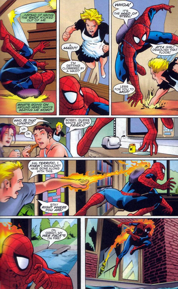 Read online Spider-Man/Gen13 comic -  Issue # Full - 26