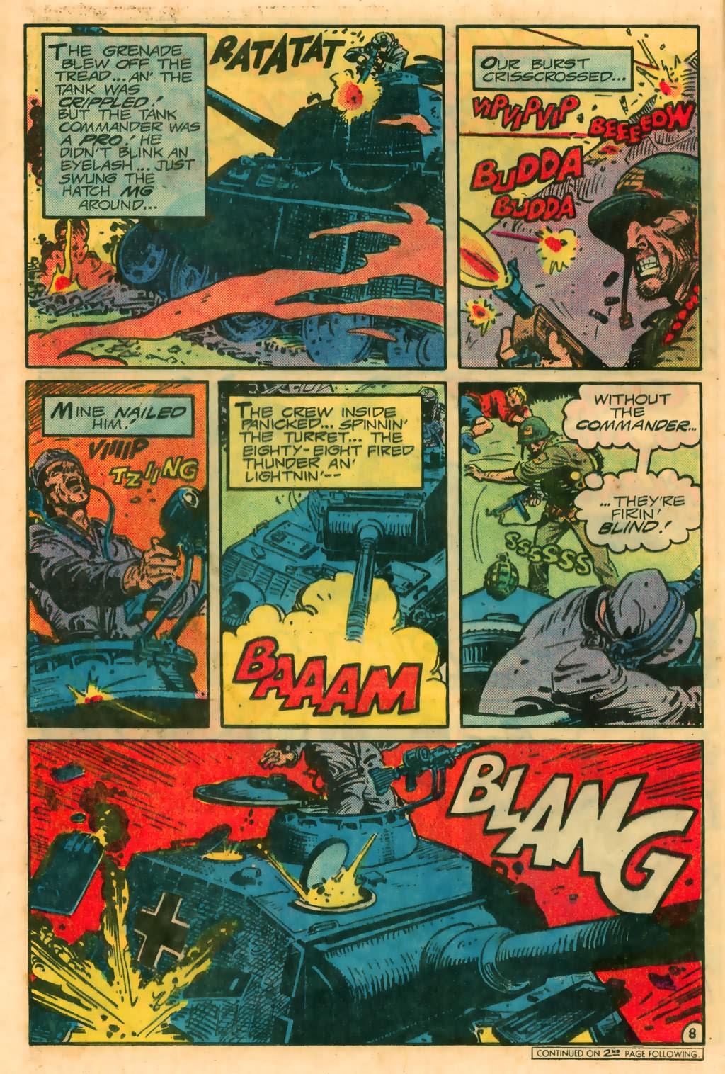 Read online Sgt. Rock comic -  Issue #374 - 11