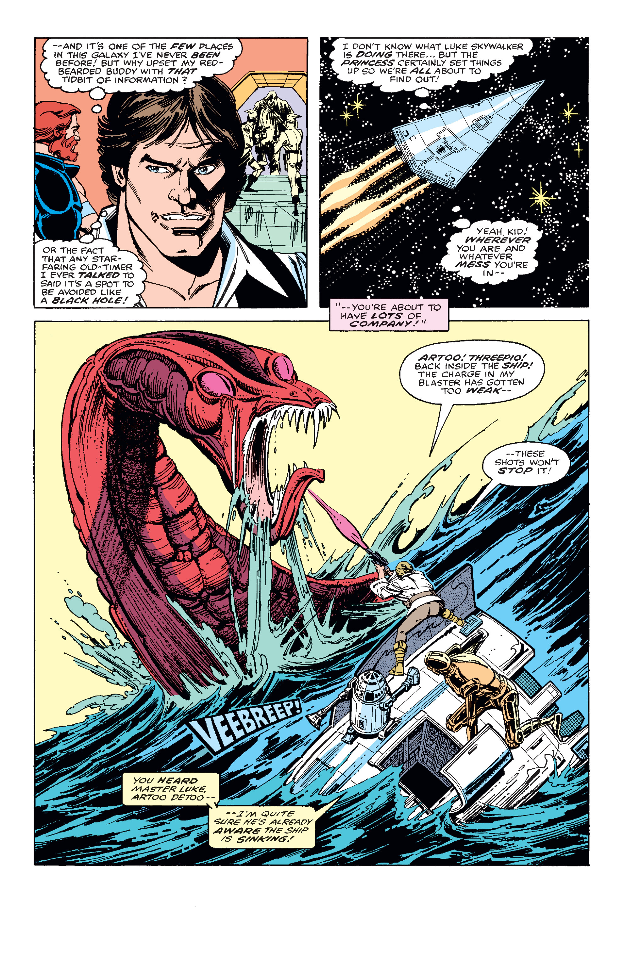 Read online Star Wars Omnibus comic -  Issue # Vol. 13 - 202