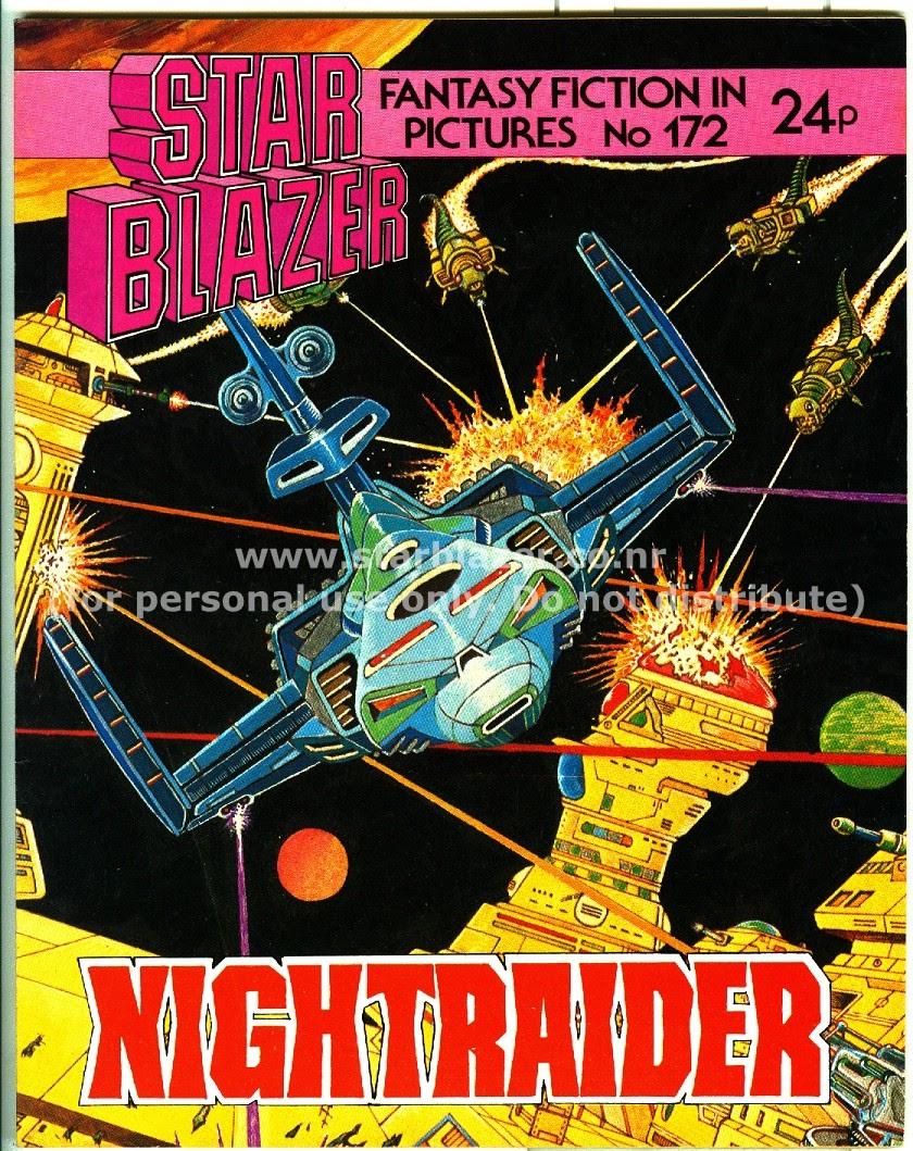 Starblazer issue 172 - Page 2