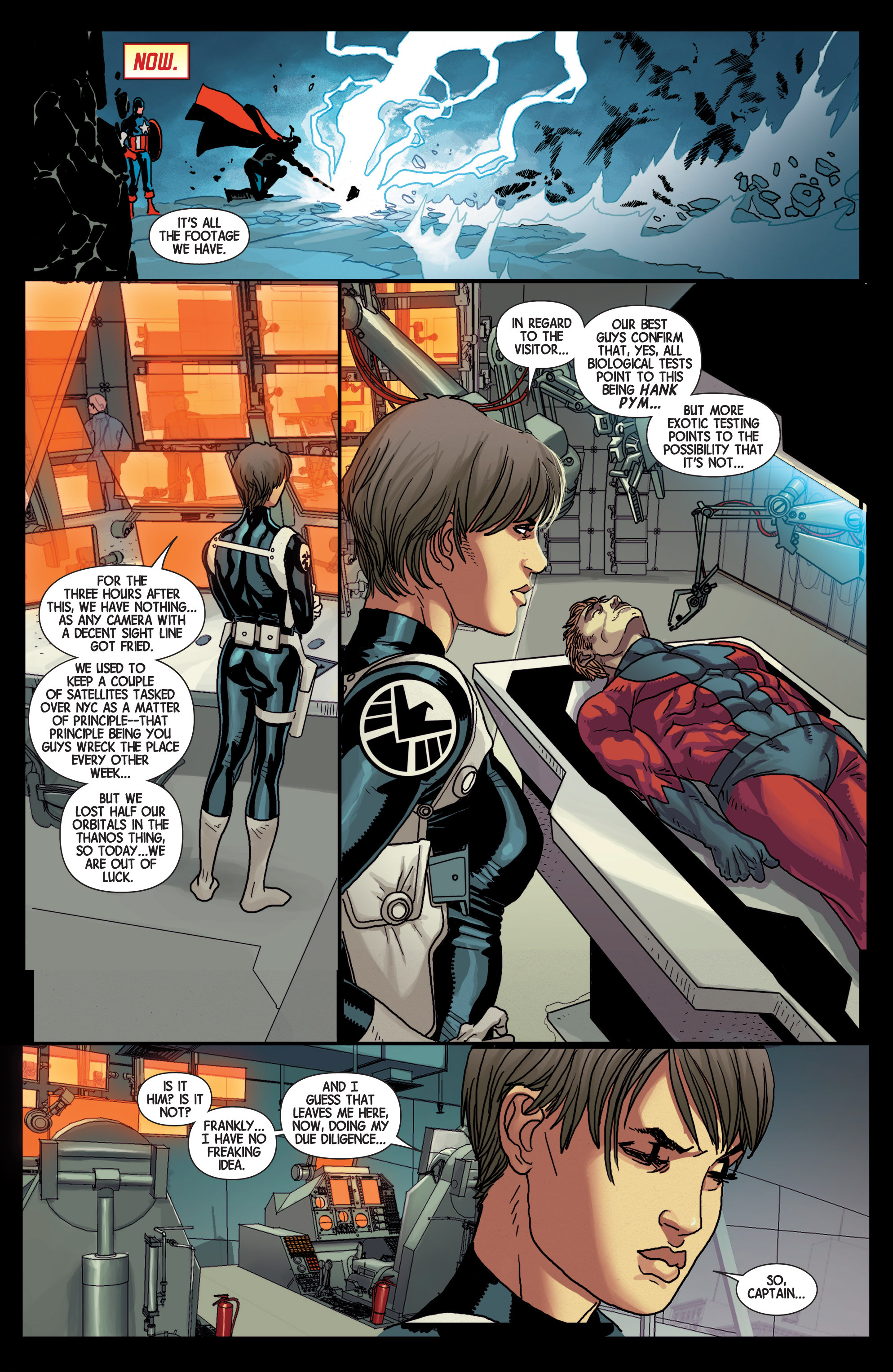 Read online Avengers (2013) comic -  Issue #25 - 23