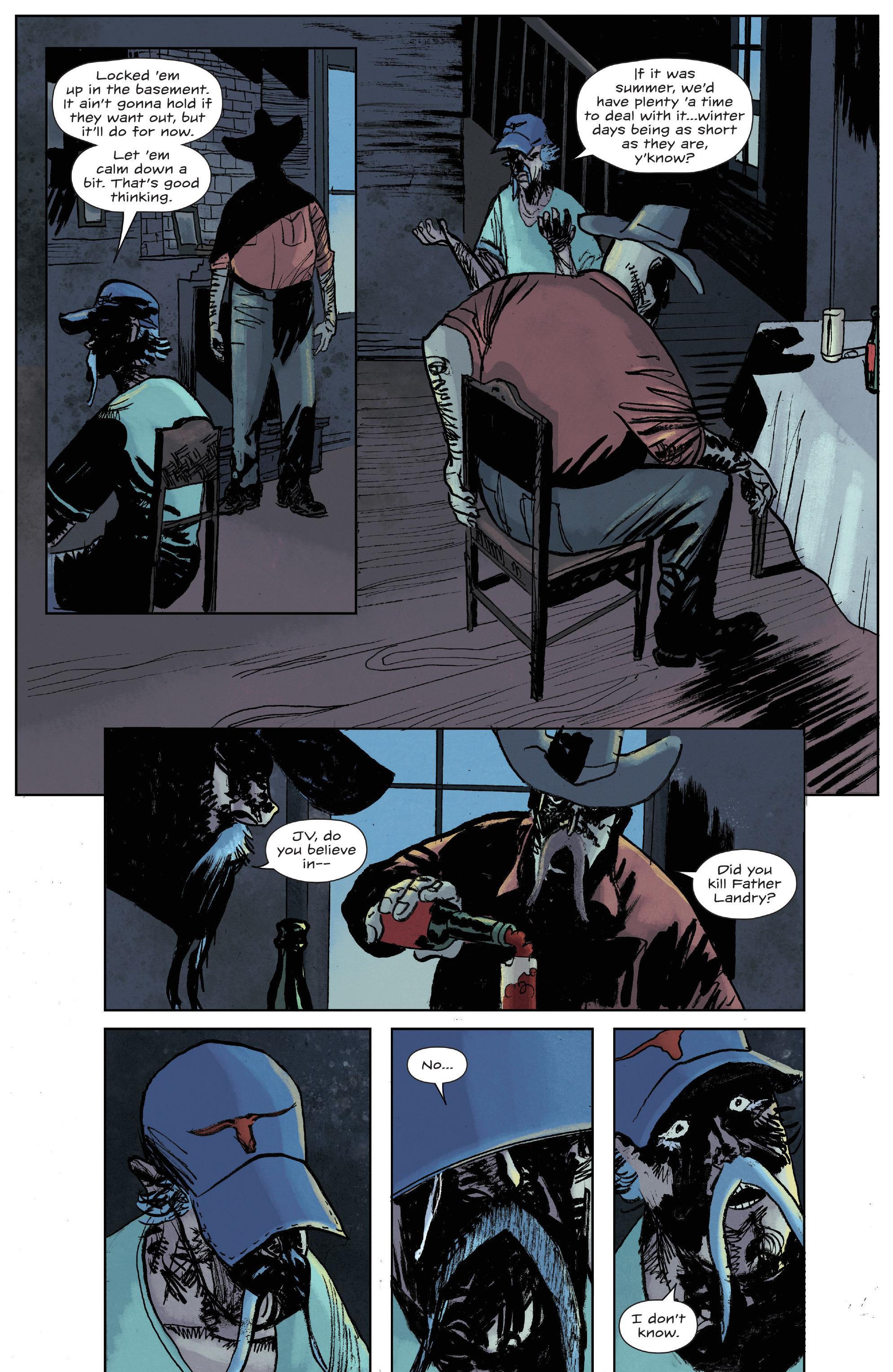 Read online Redneck comic -  Issue #2 - 7