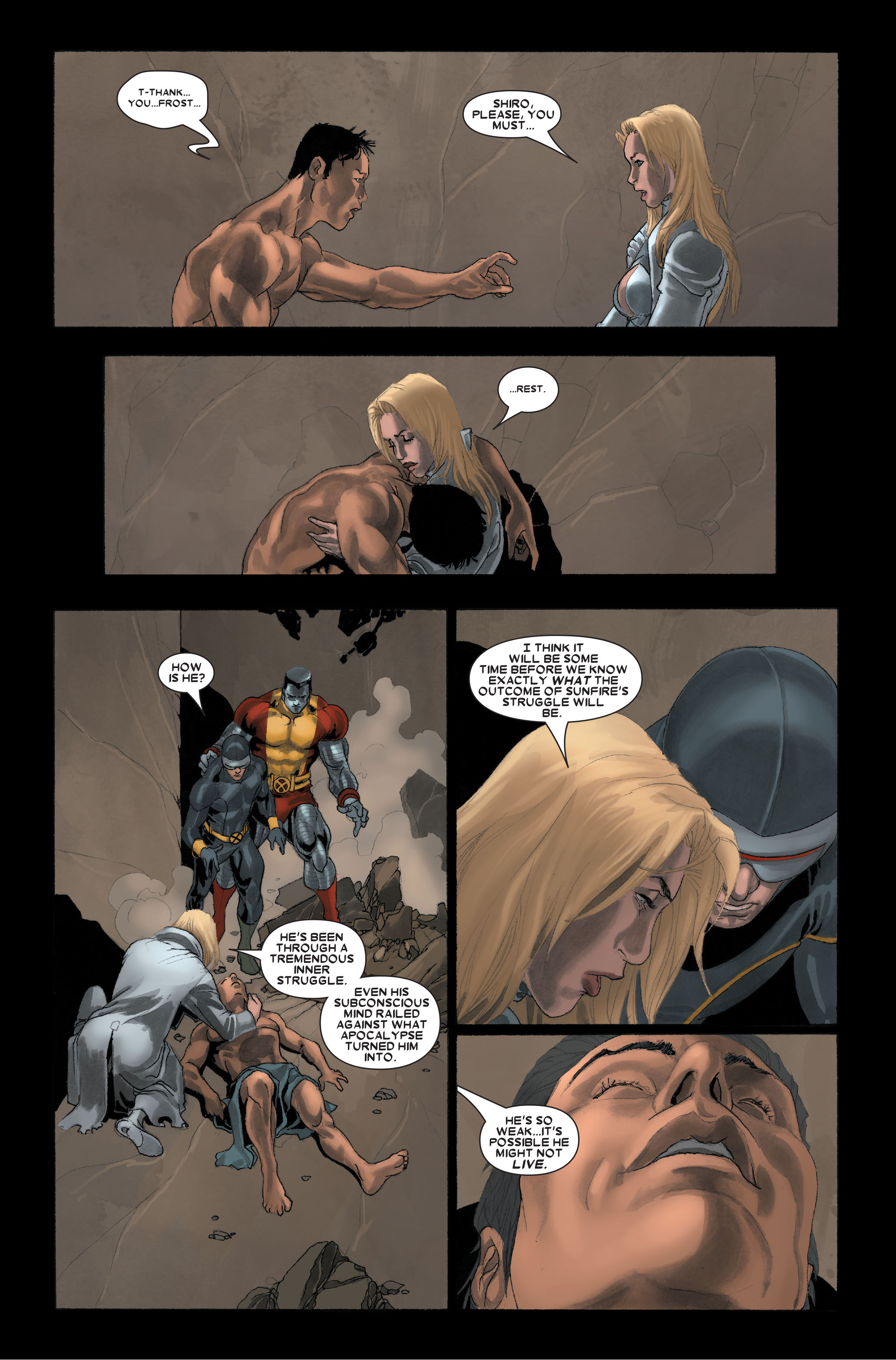 X-Men (1991) 185 Page 12