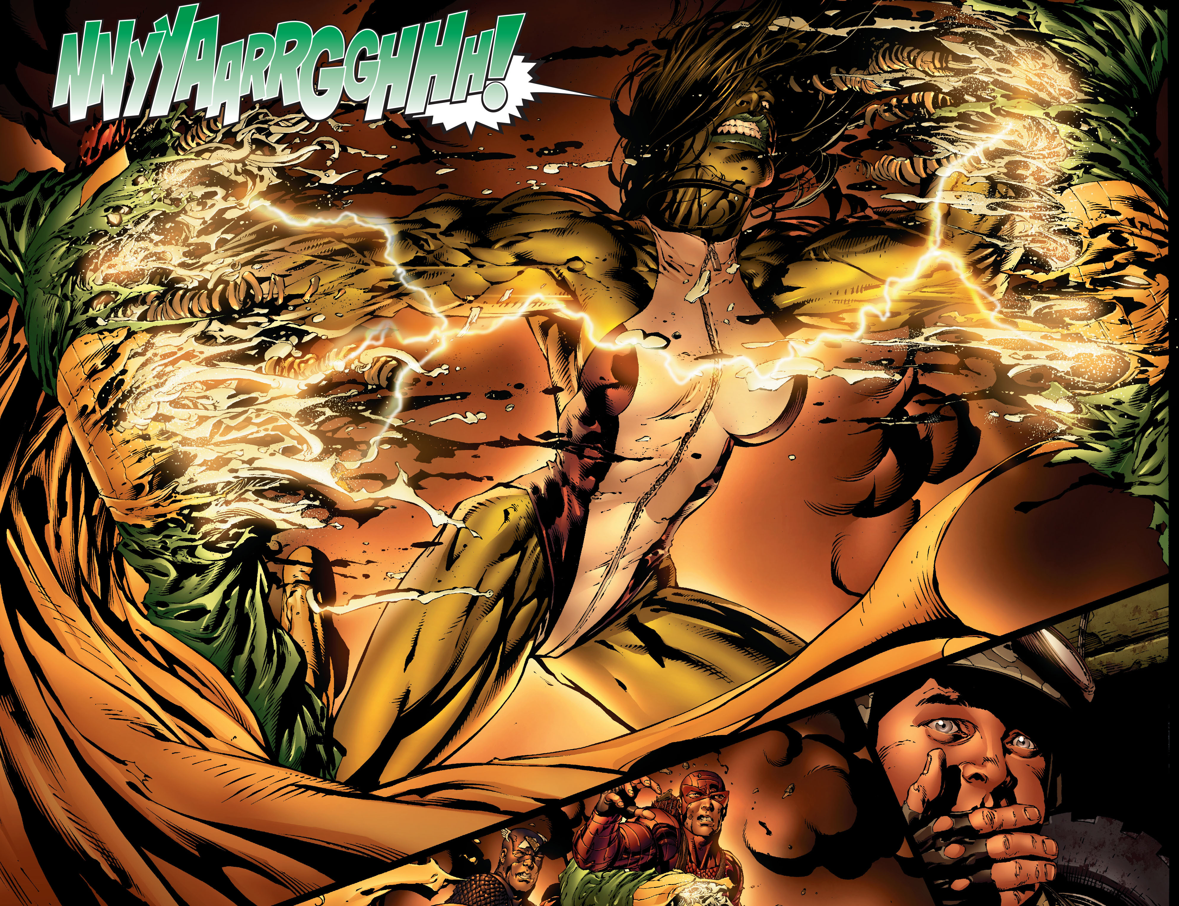 Read online Avengers (1998) comic -  Issue #500 - 30