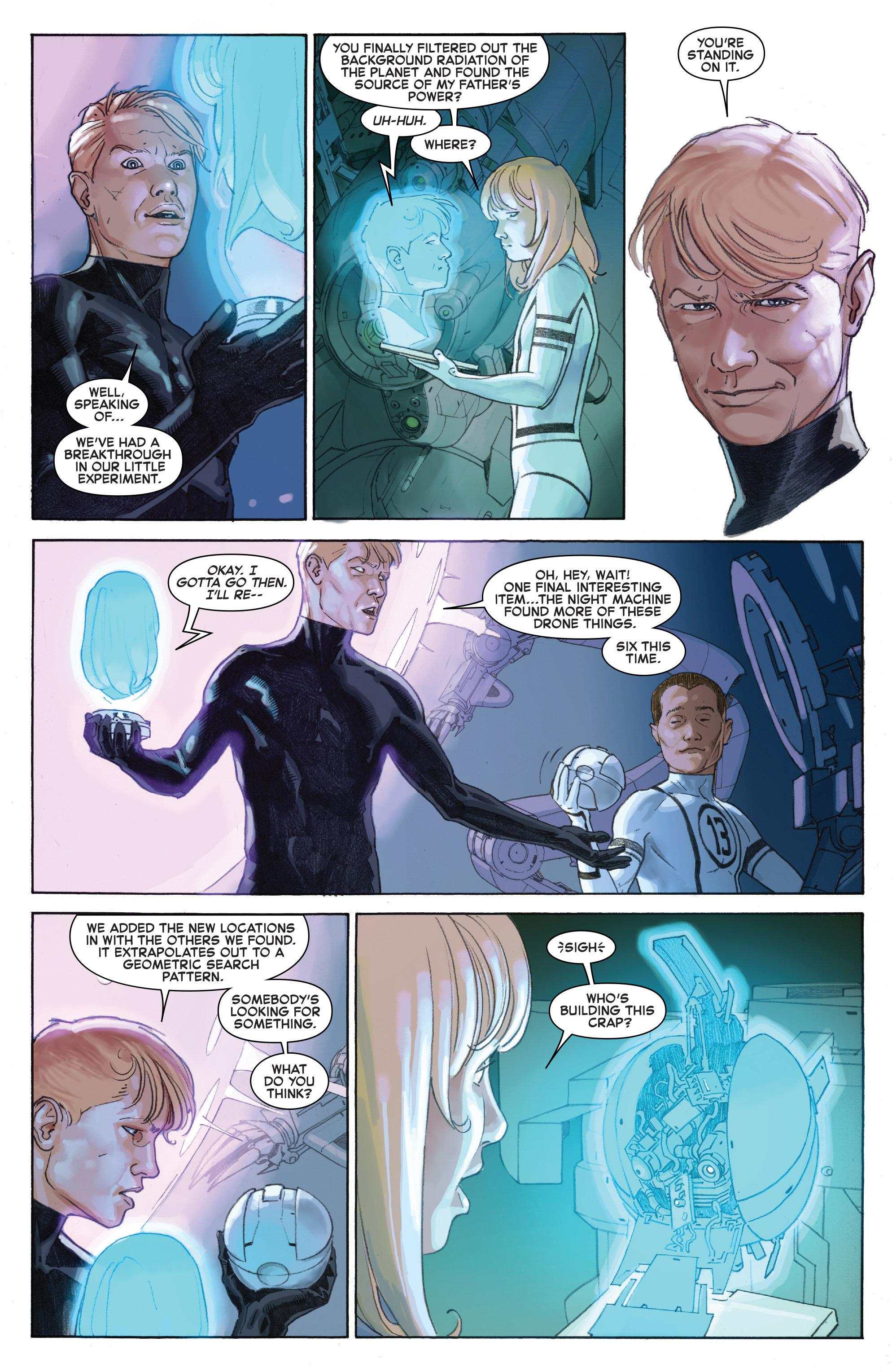 Read online Secret Wars comic -  Issue #6 - 9