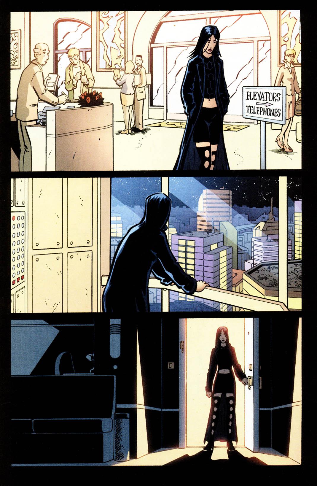 Read online Mek comic -  Issue #2 - 5