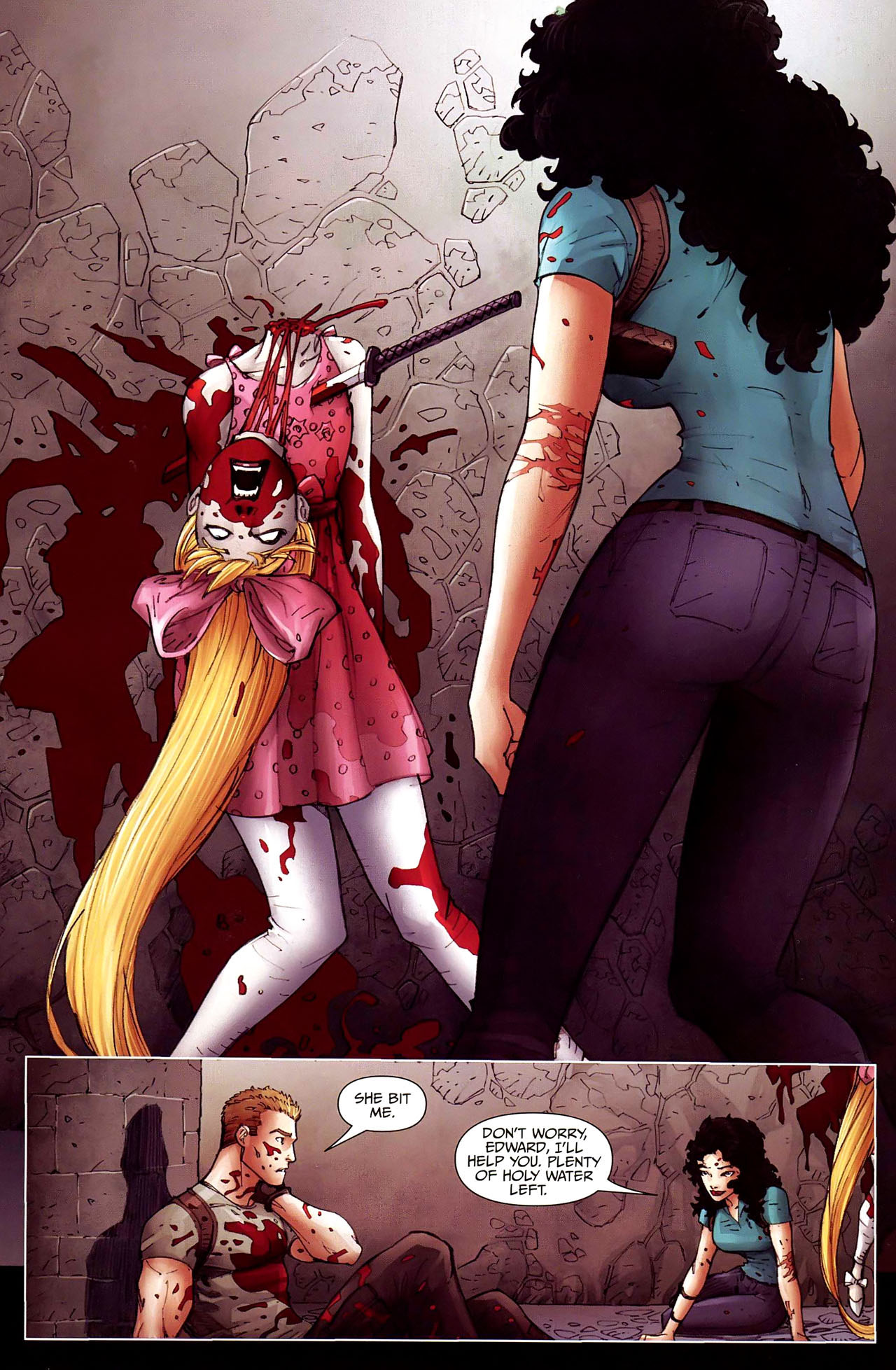 Read online Anita Blake, Vampire Hunter: Guilty Pleasures comic -  Issue #12 - 15
