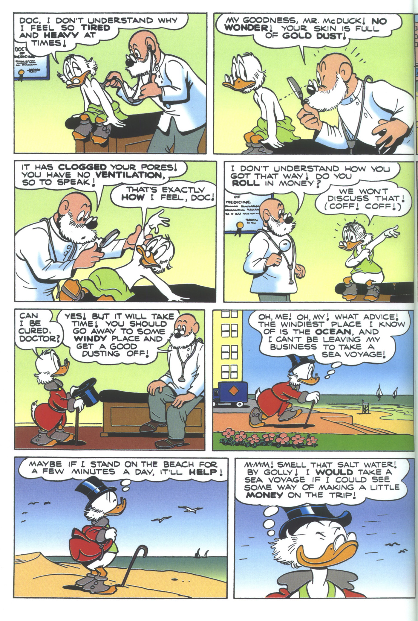 Read online Uncle Scrooge (1953) comic -  Issue #355 - 4