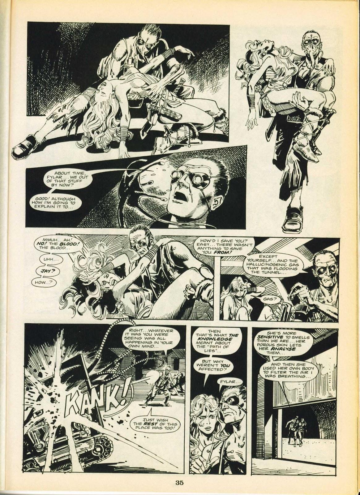 Warrior Issue #17 #18 - English 35