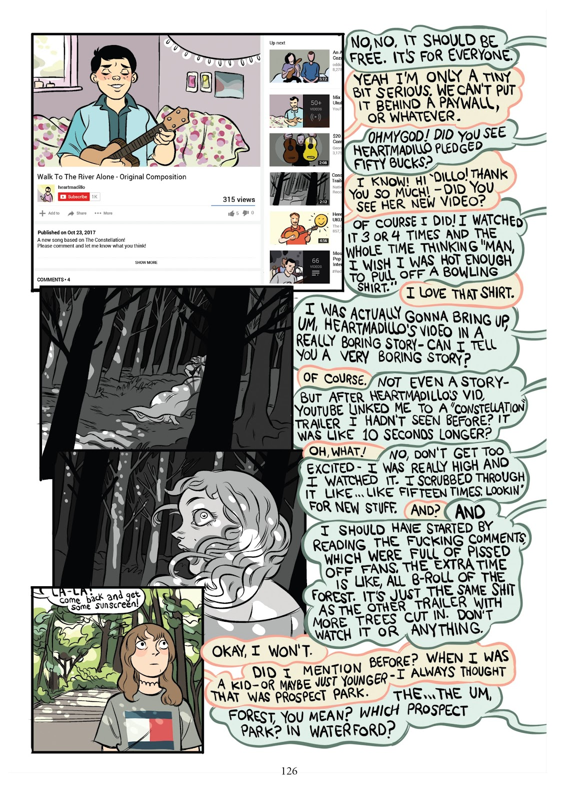 Read online Girl Town comic -  Issue # TPB (Part 2) - 25