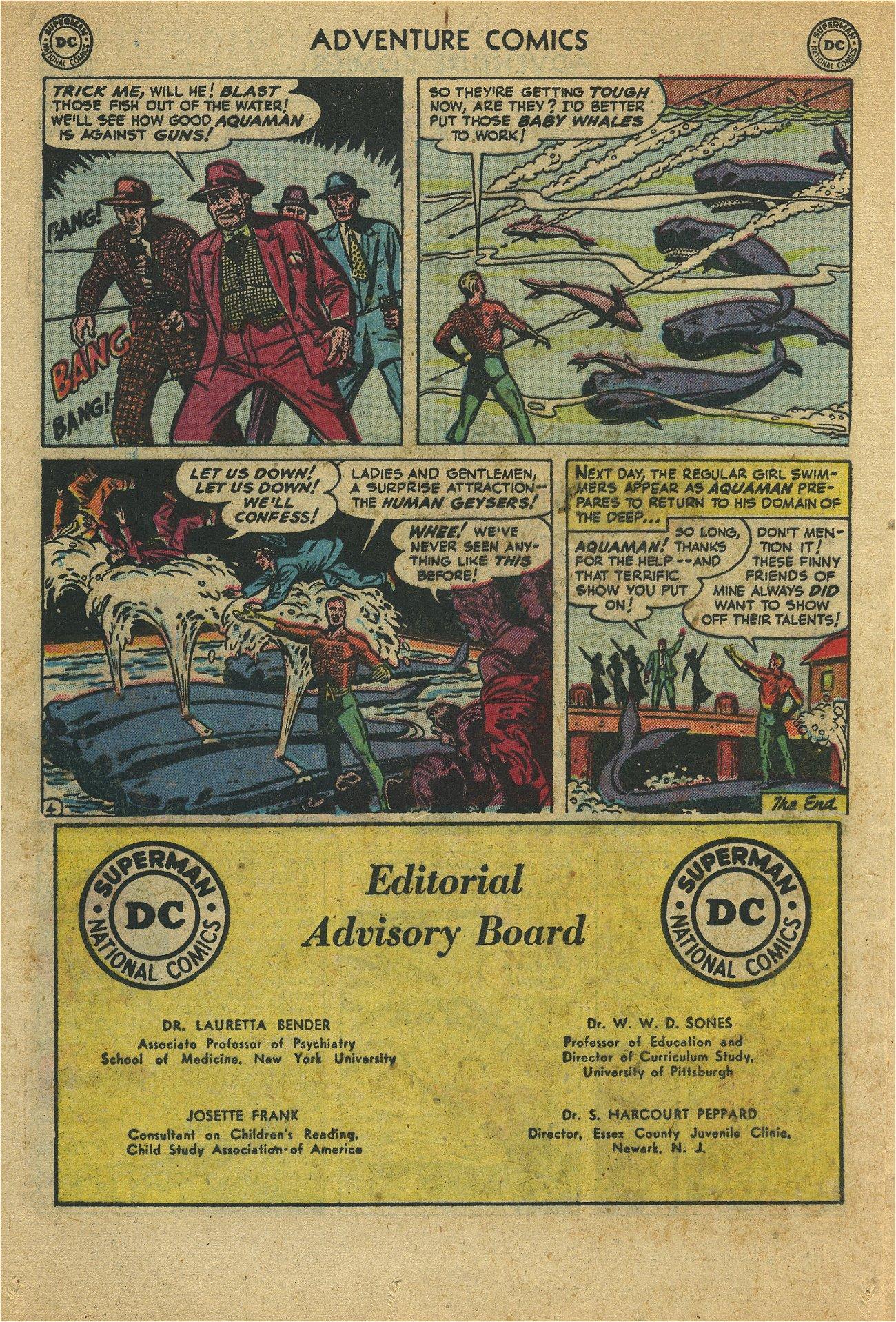 Read online Adventure Comics (1938) comic -  Issue #171 - 26