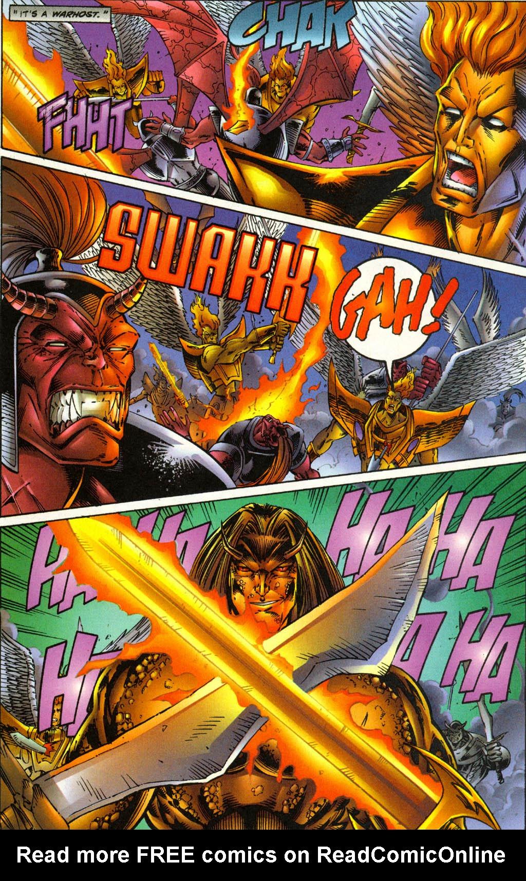 Read online Avengelyne (1996) comic -  Issue #3 - 15