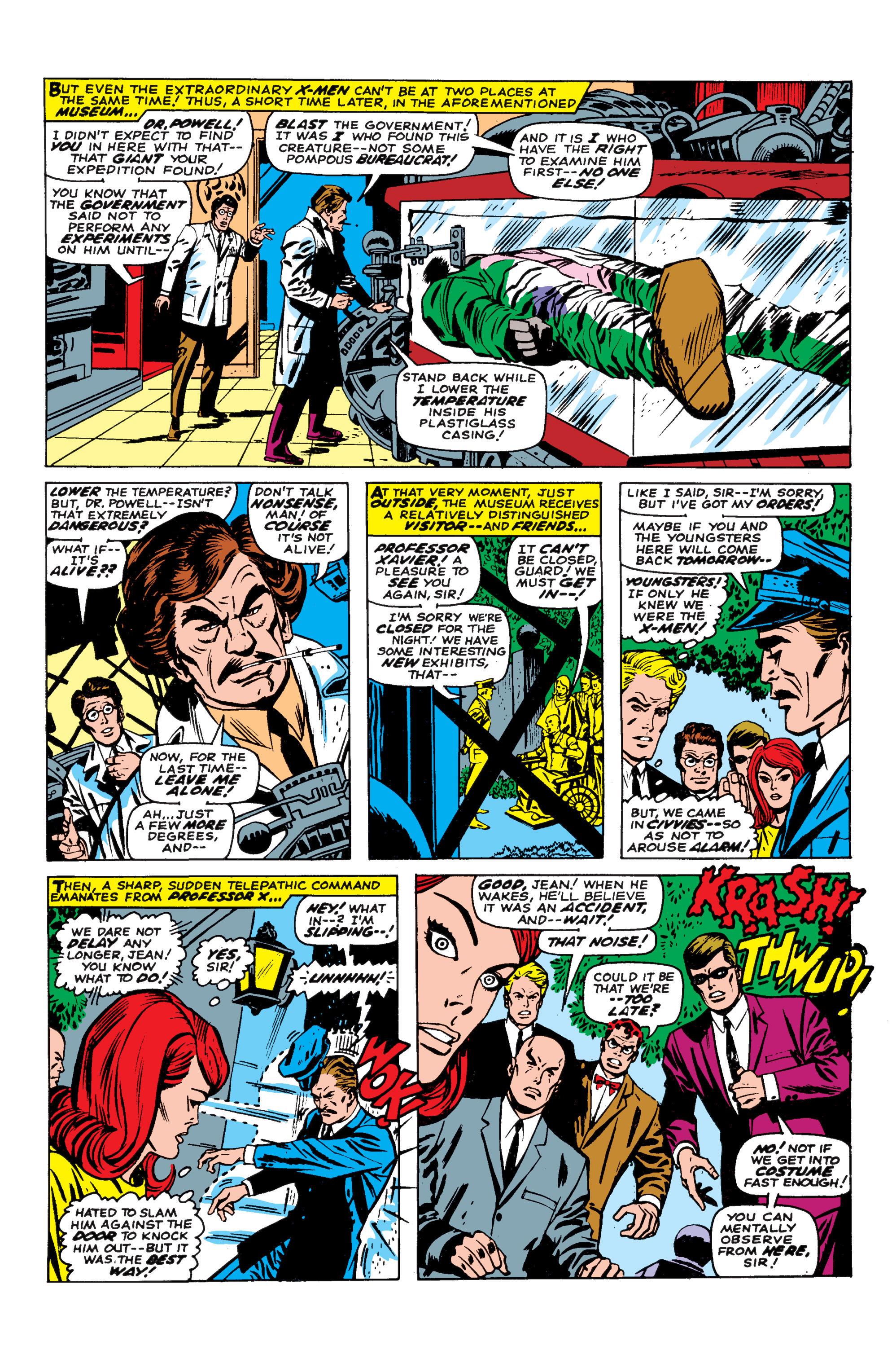 Uncanny X-Men (1963) 40 Page 5