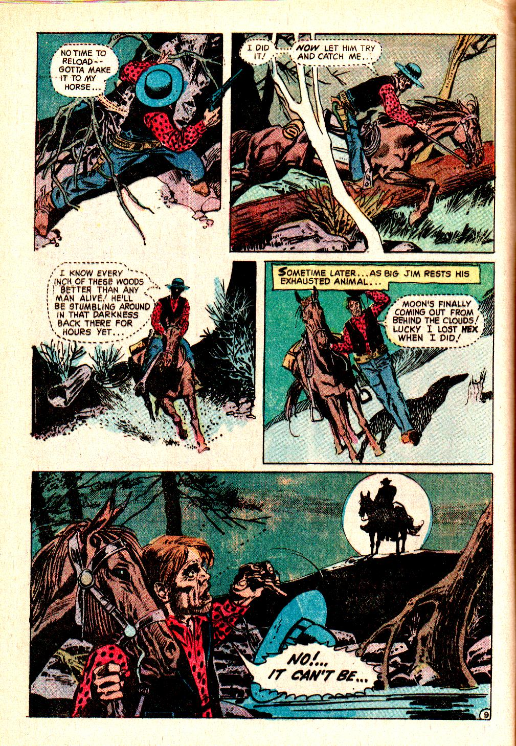 Read online All-Star Western (1970) comic -  Issue #10 - 12