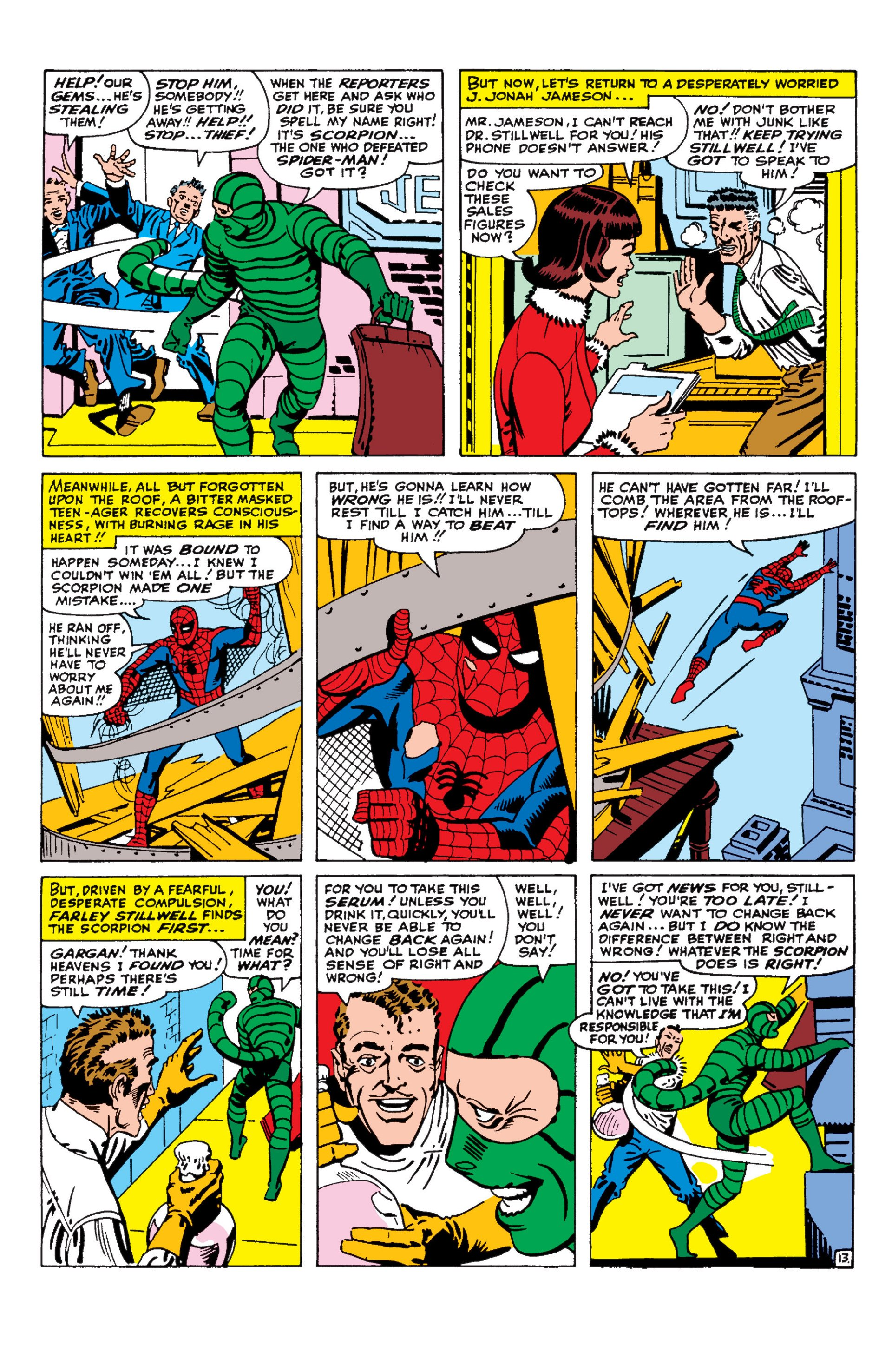 The Amazing Spider-Man (1963) 20 Page 13