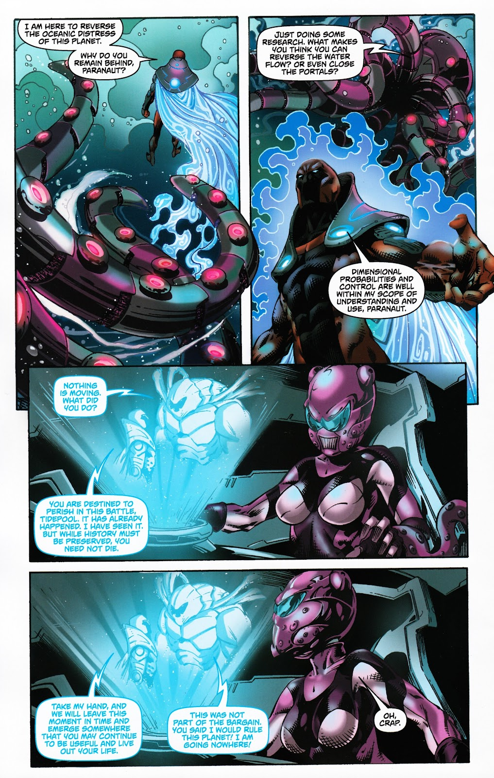 Read online Critter (2012) comic -  Issue #16 - 9