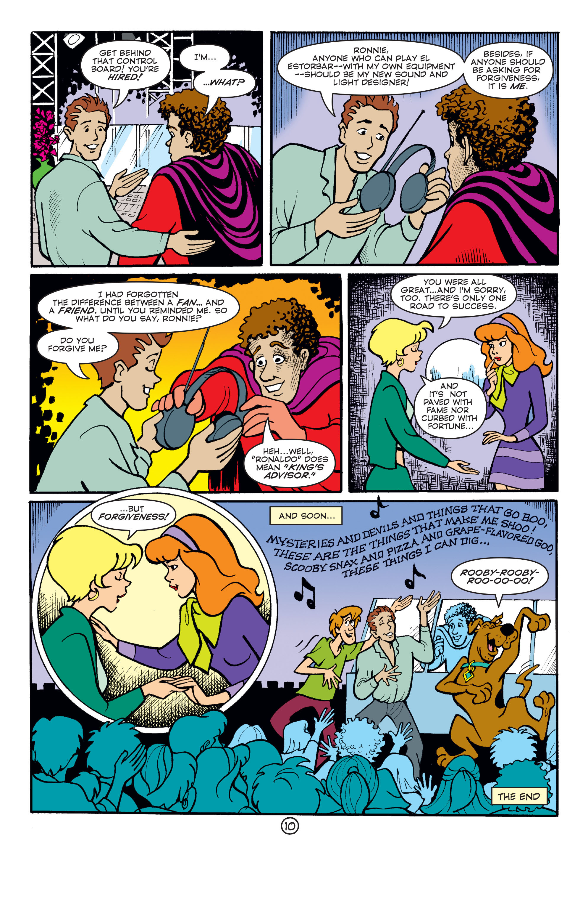 Read online Scooby-Doo (1997) comic -  Issue #57 - 23