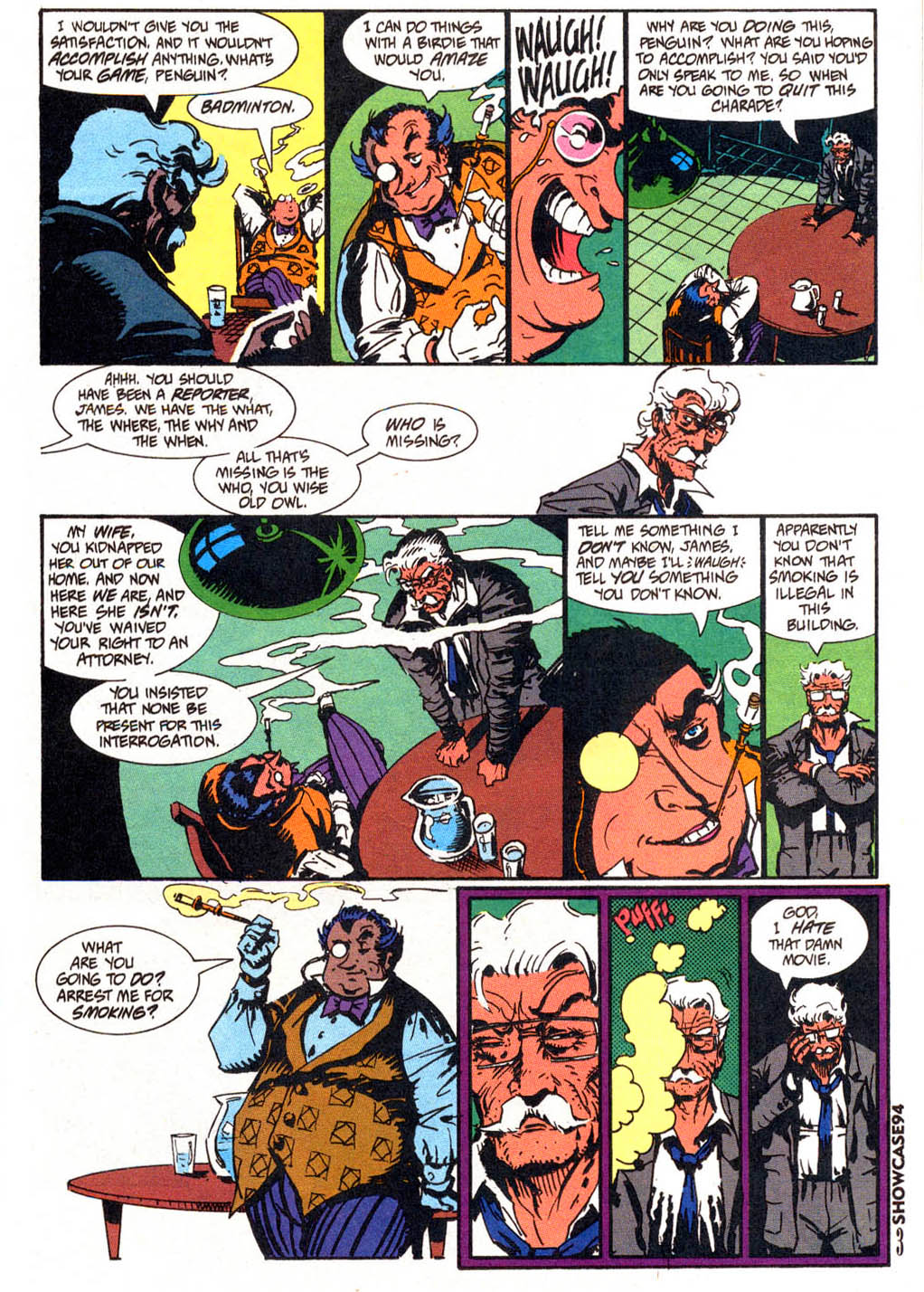 Read online Showcase '94 comic -  Issue #7 - 4