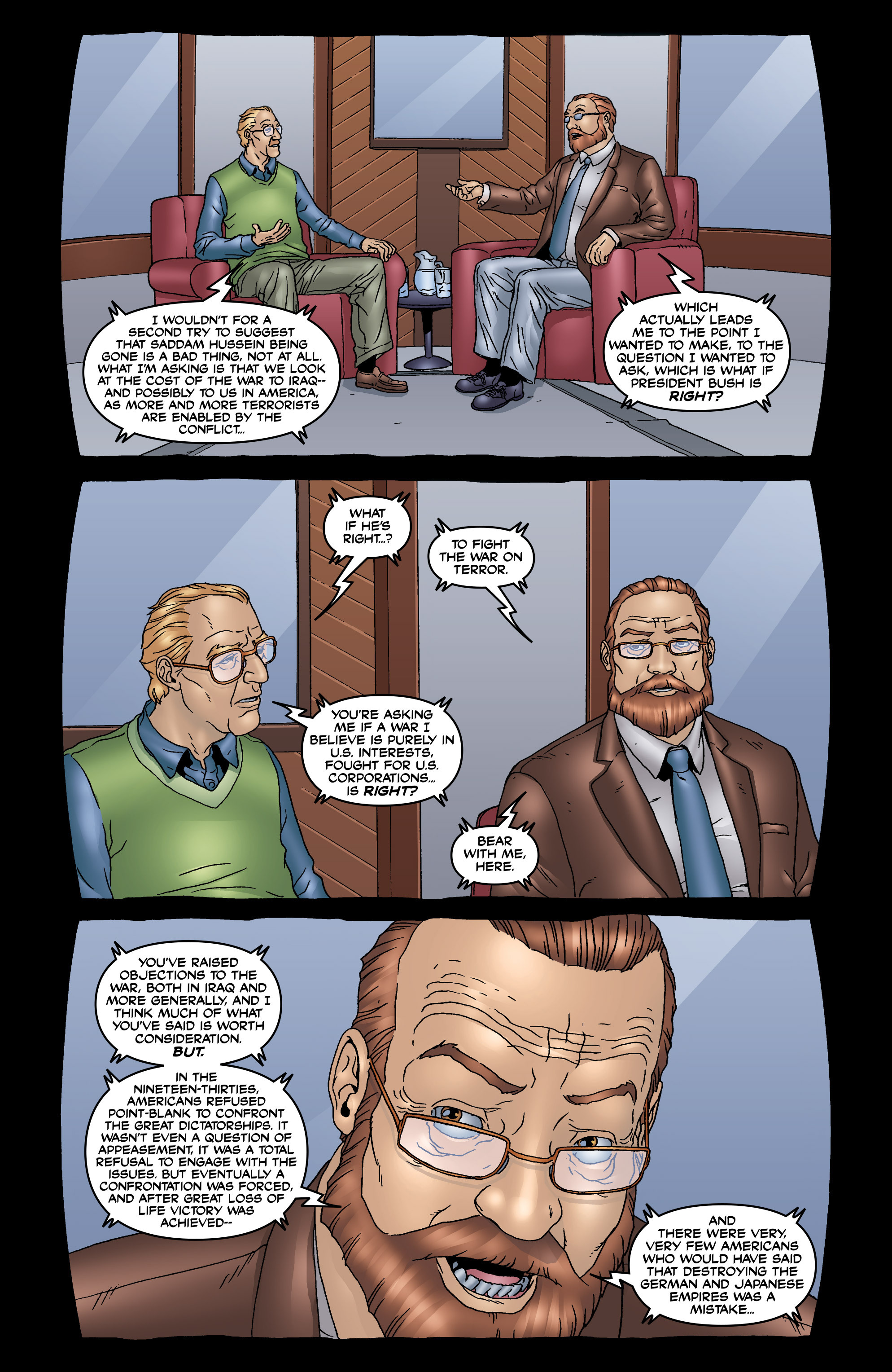 Read online 303 comic -  Issue #6 - 8