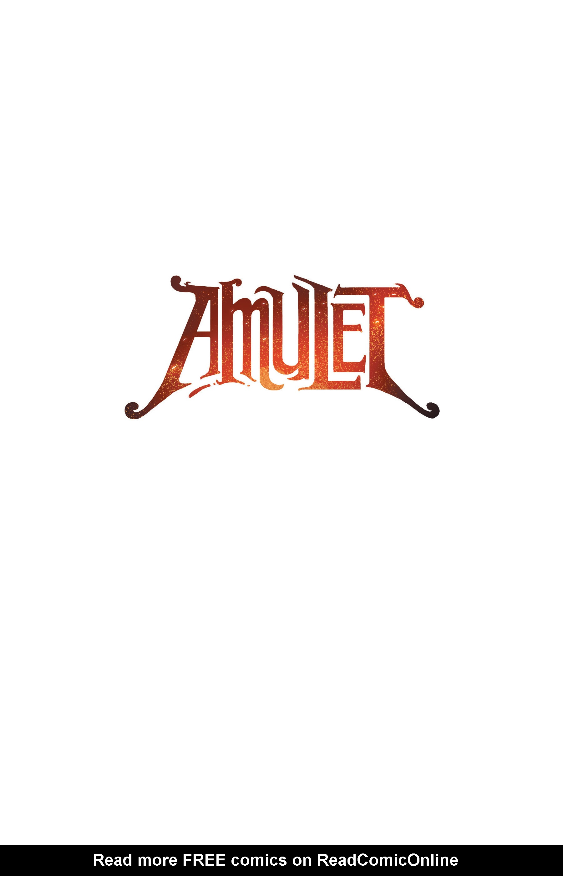 Read online Amulet comic -  Issue #7 - 3
