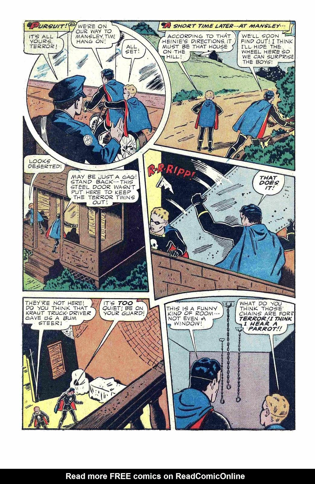 Read online America's Best Comics comic -  Issue #13 - 10