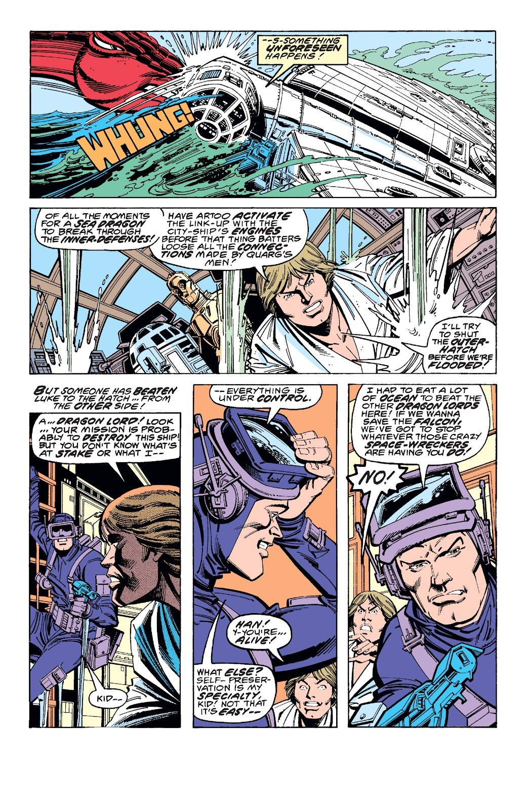 Read online Star Wars Legends: The Original Marvel Years - Epic Collection comic -  Issue # TPB 1 (Part 3) - 55