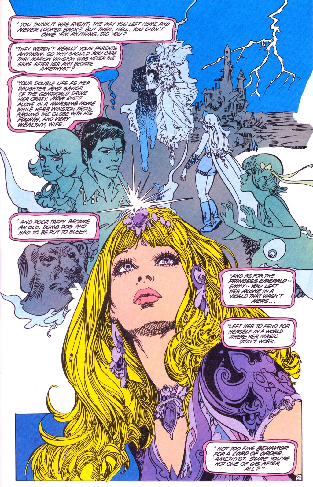 Read online Amethyst (1987) comic -  Issue #3 - 11