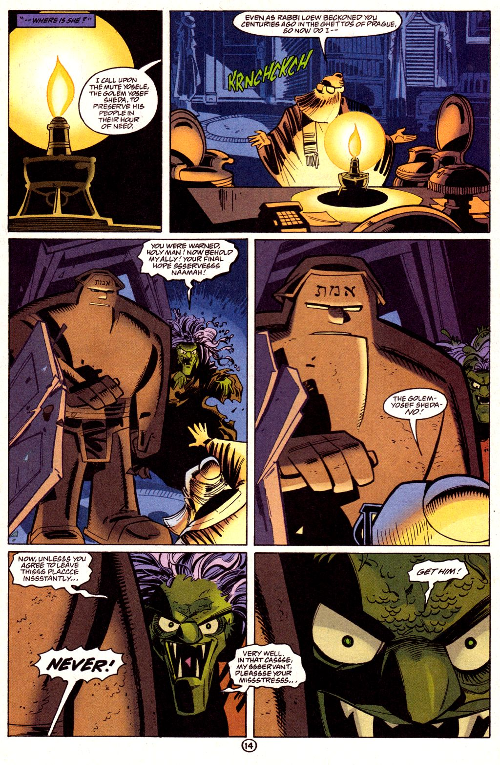 Read online Scooby-Doo (1997) comic -  Issue #3 - 12