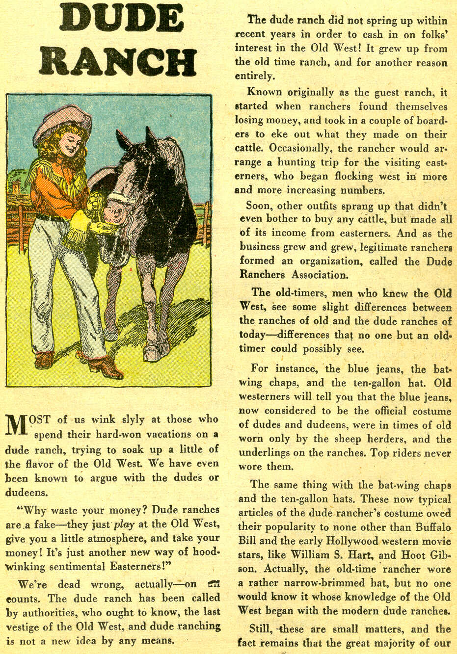 Read online All-Star Western (1951) comic -  Issue #75 - 25